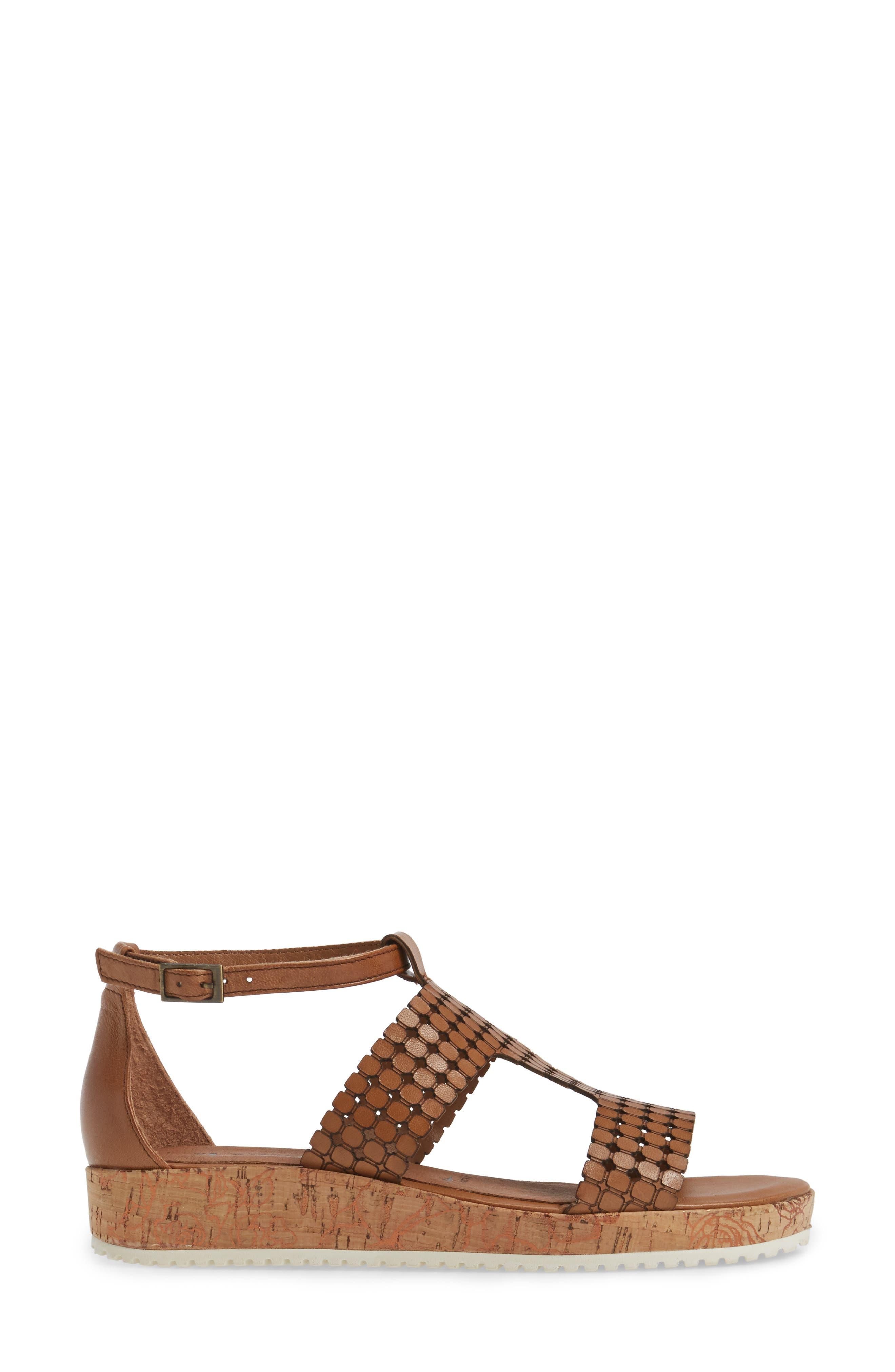 Alternate Image 3  - Tamaris Siri T-Strap Sandal (Women)