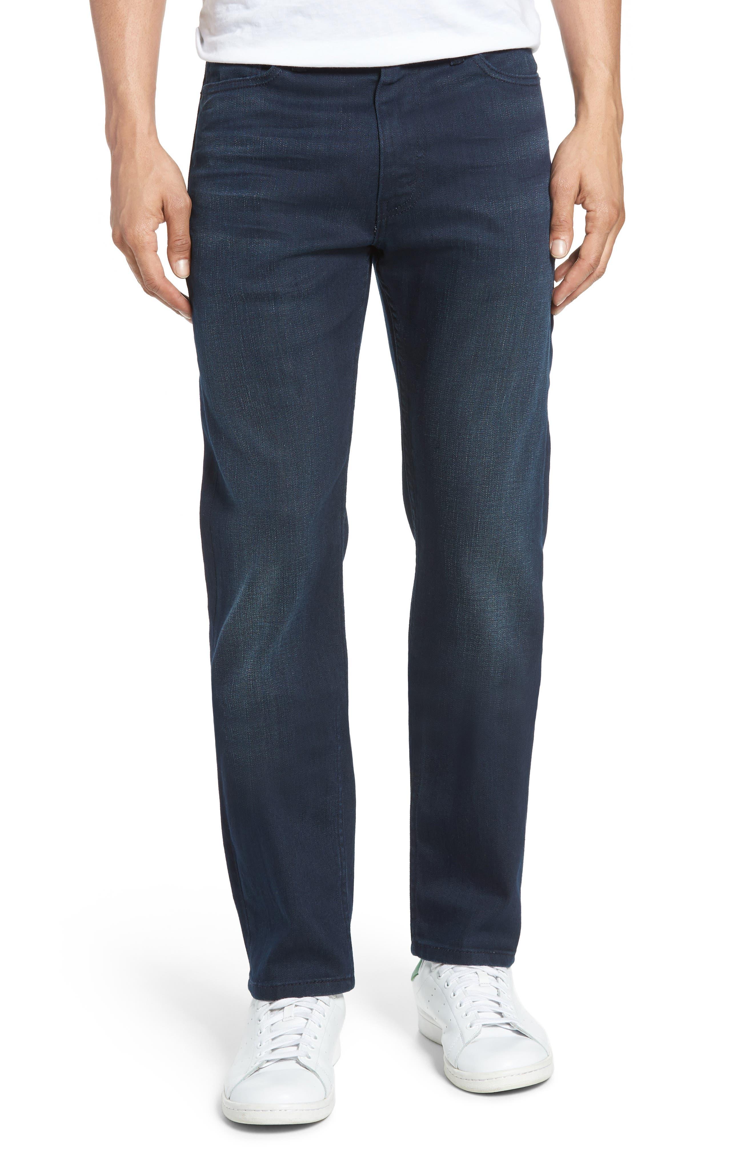 Main Image - Levi's® 513™ Slim Straight Leg Jeans (Lurker)