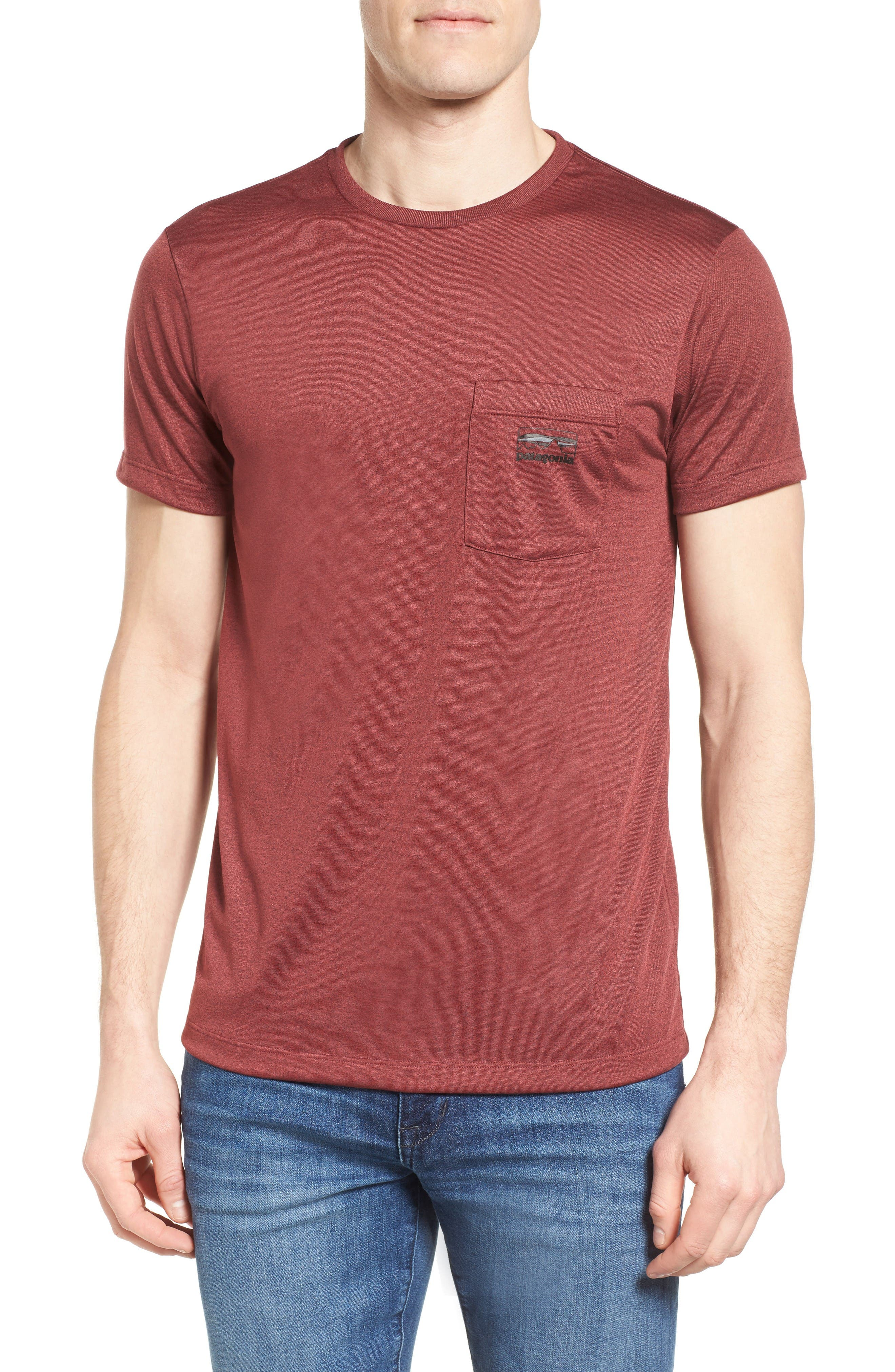 PATAGONIA 73 Logo Slim Fit T-Shirt