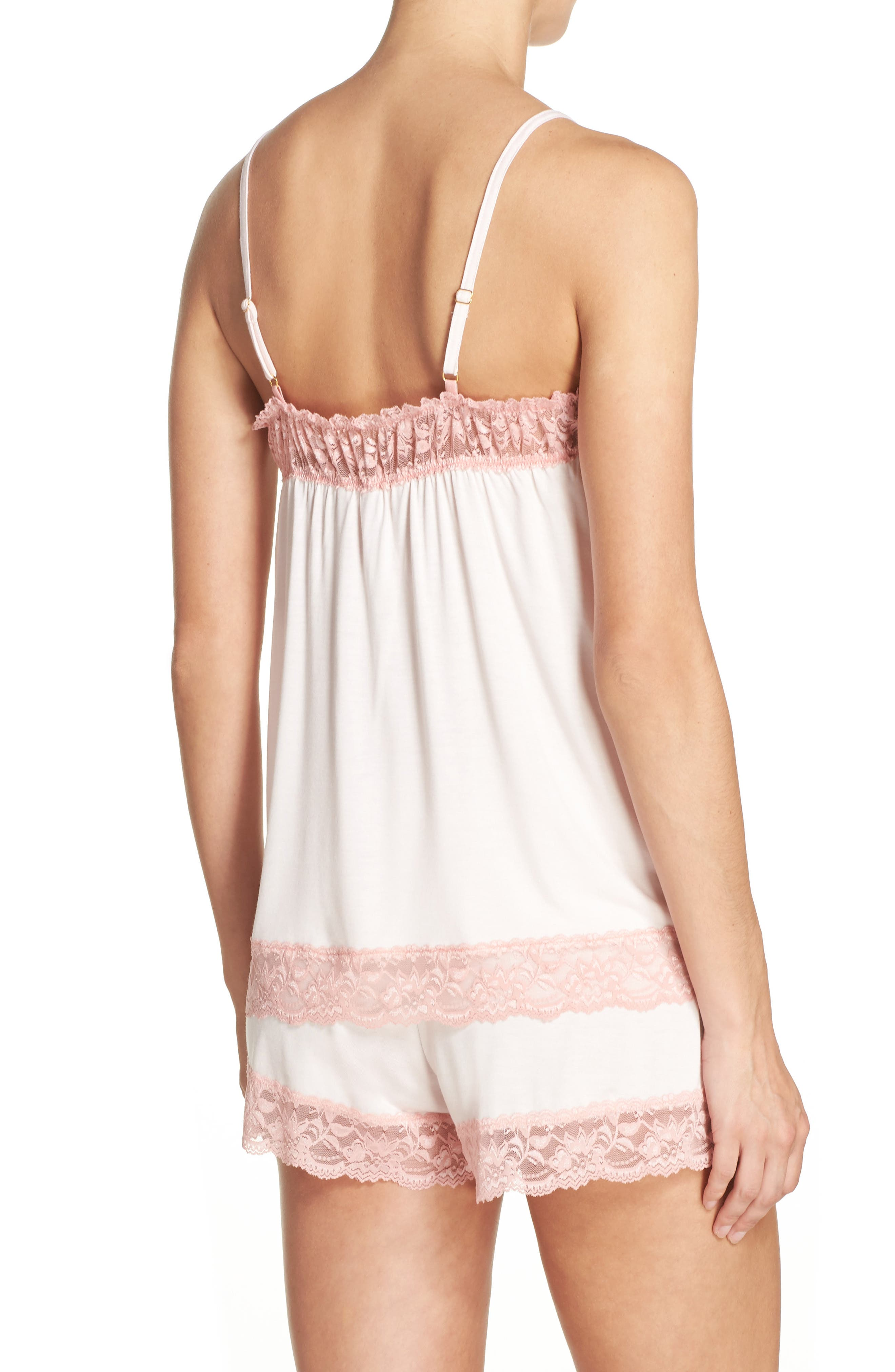 Alternate Image 2  - Flora Nikrooz Snuggle Short Pajamas
