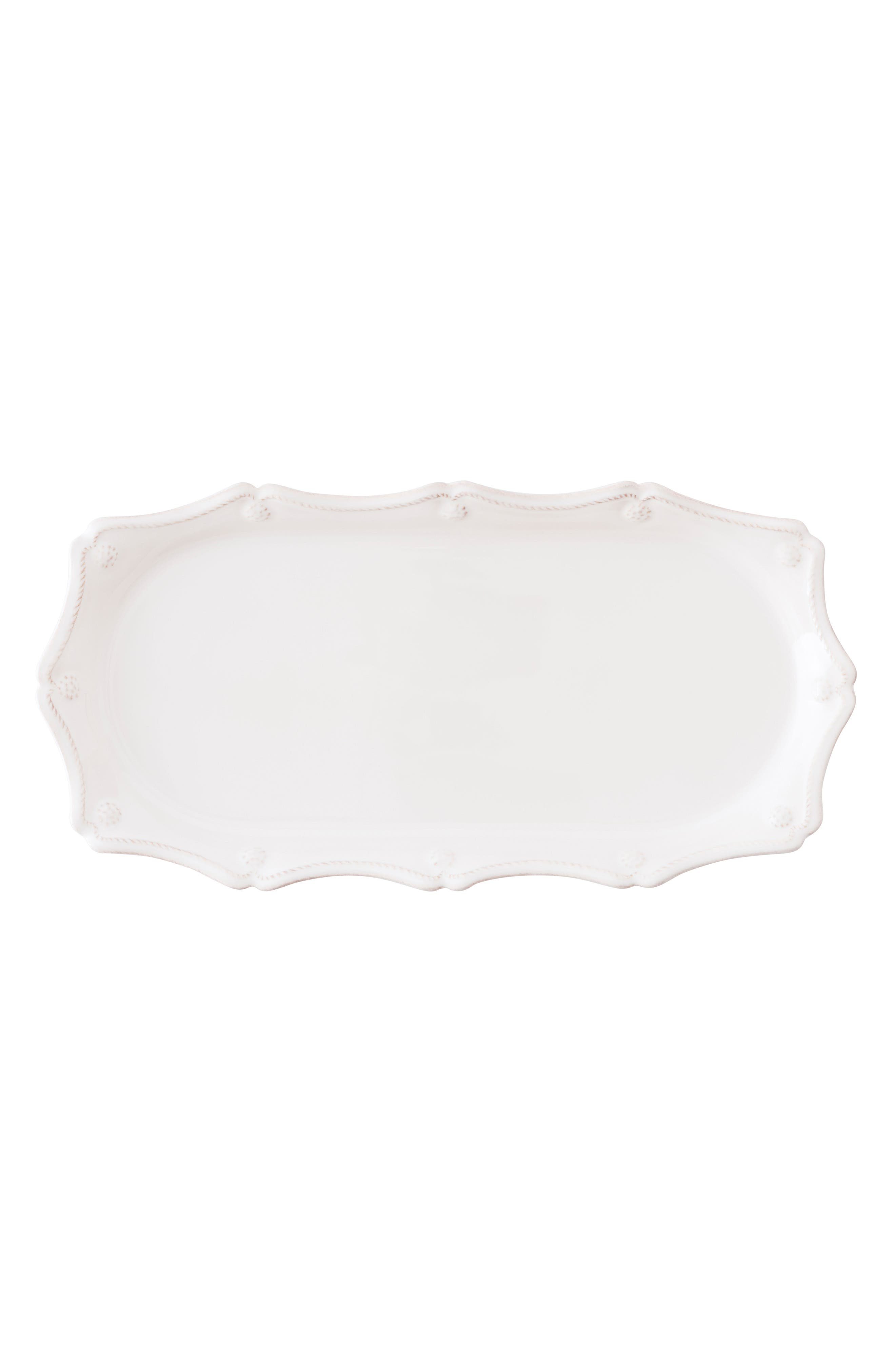 Juliska Berry & Thread Stoneware Hostess Tray