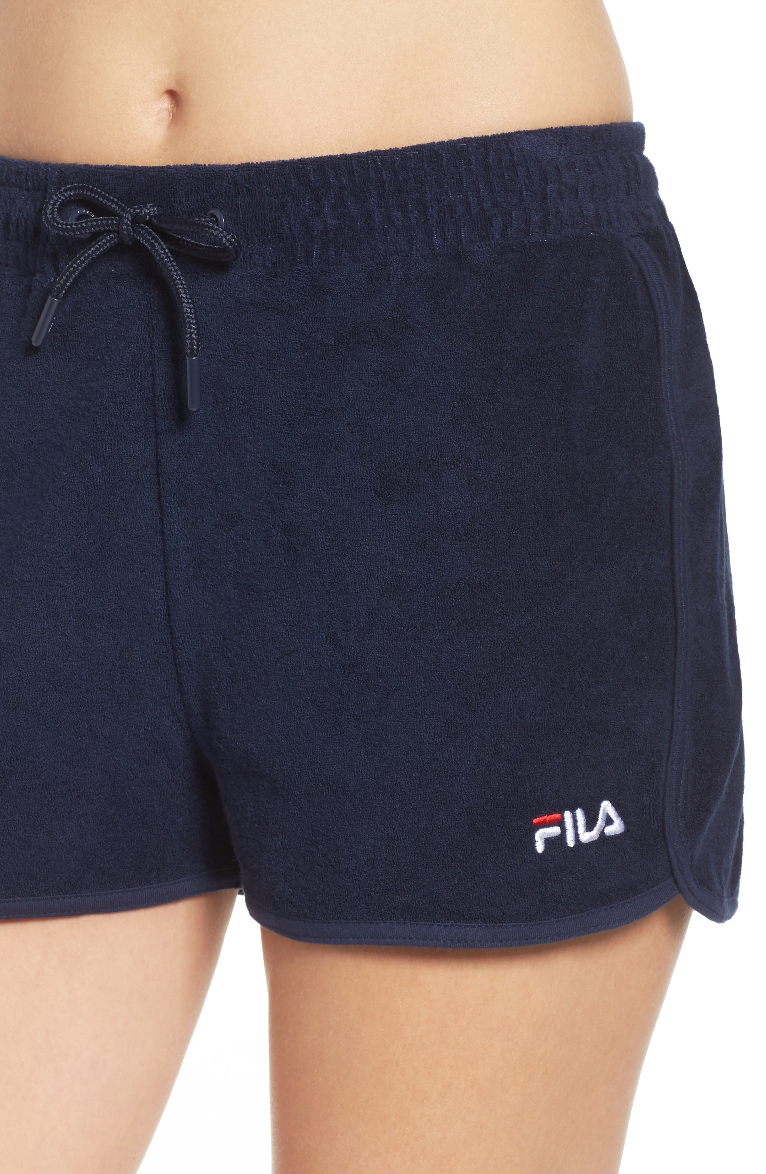 Alternate Image 6  - FILA Follie Shorts