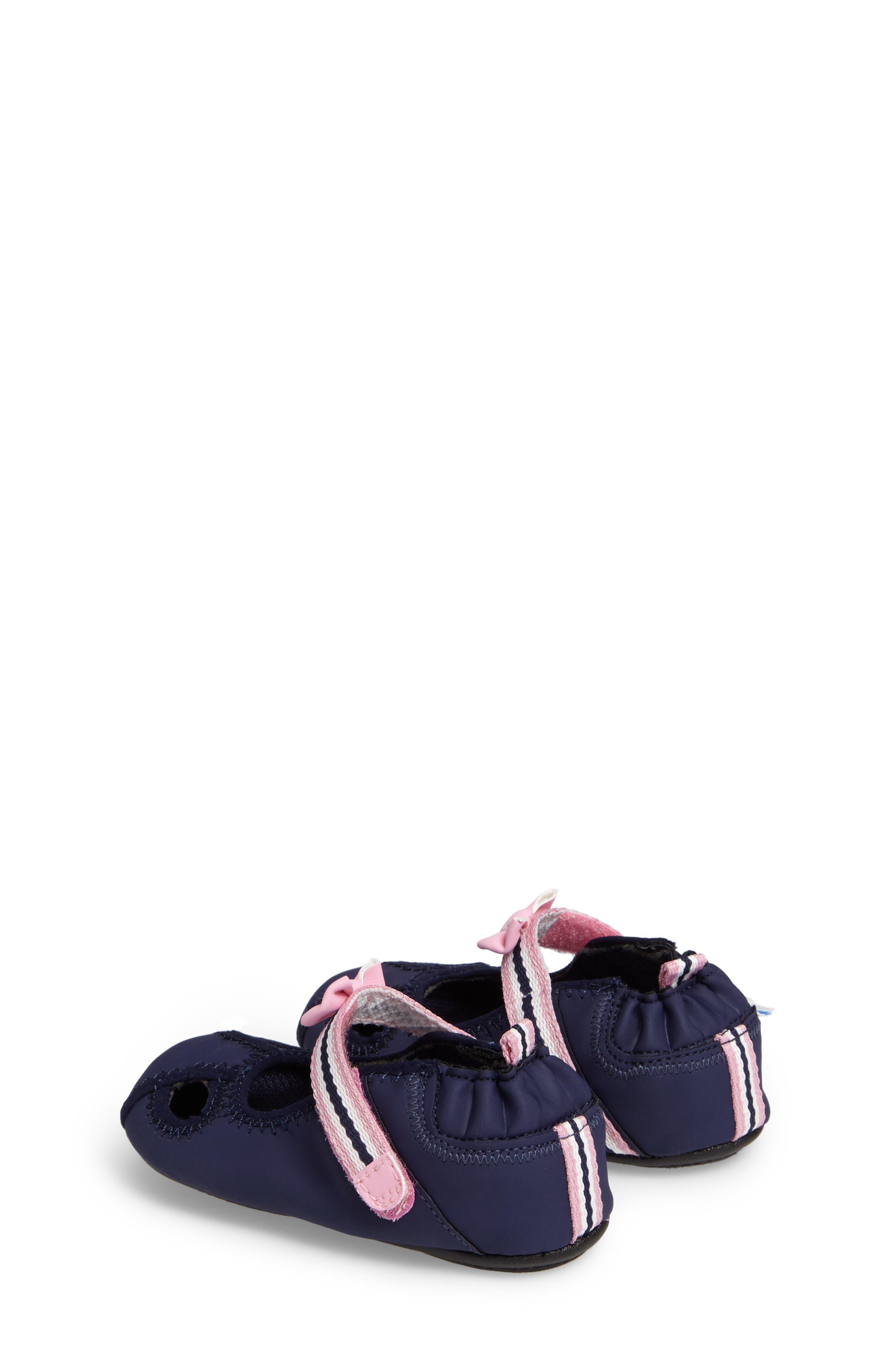 Wave Catcher Crib Shoe,                             Alternate thumbnail 2, color,                             Navy