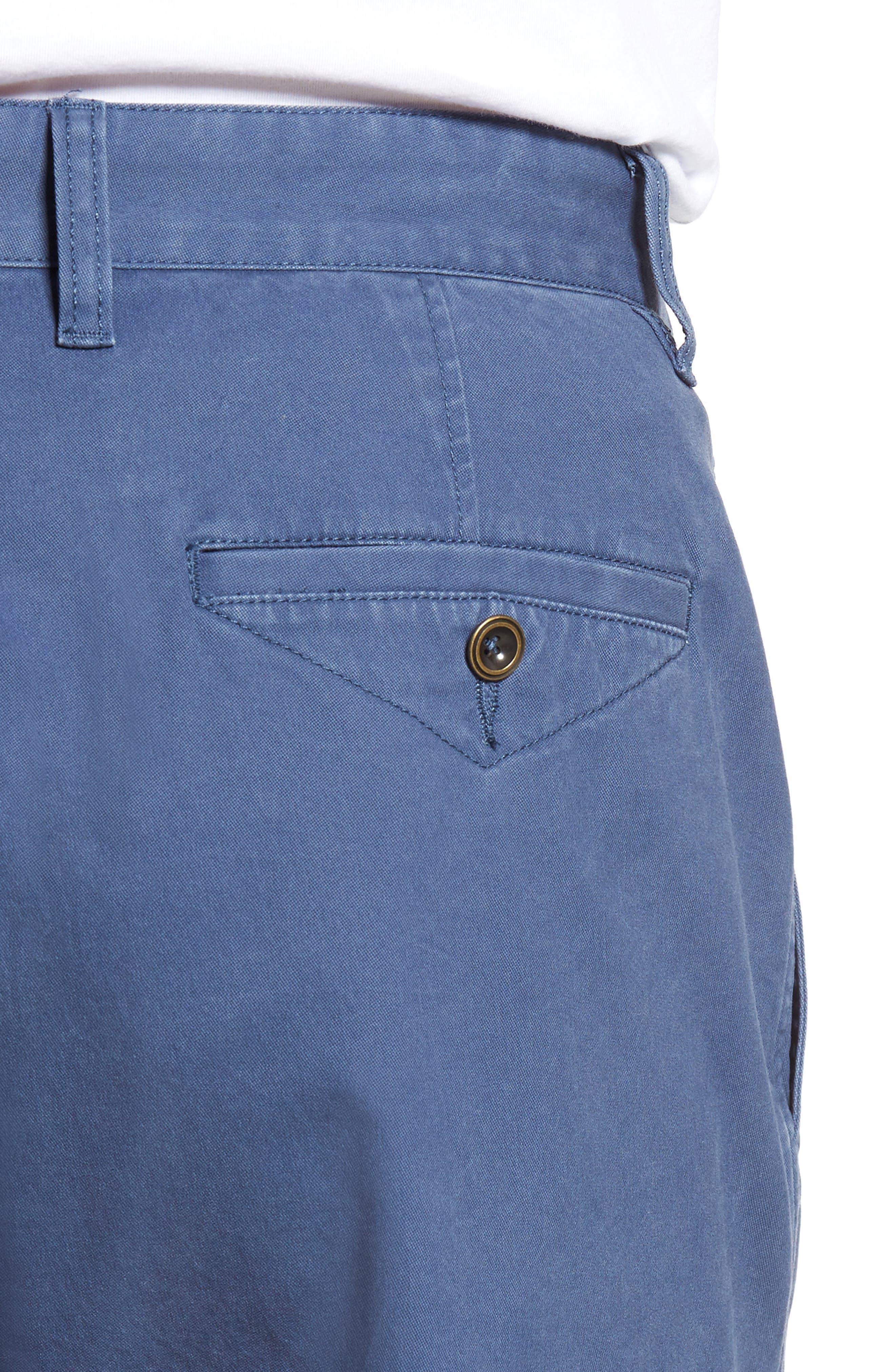 Glenburn Shorts,                             Alternate thumbnail 4, color,                             Indigo