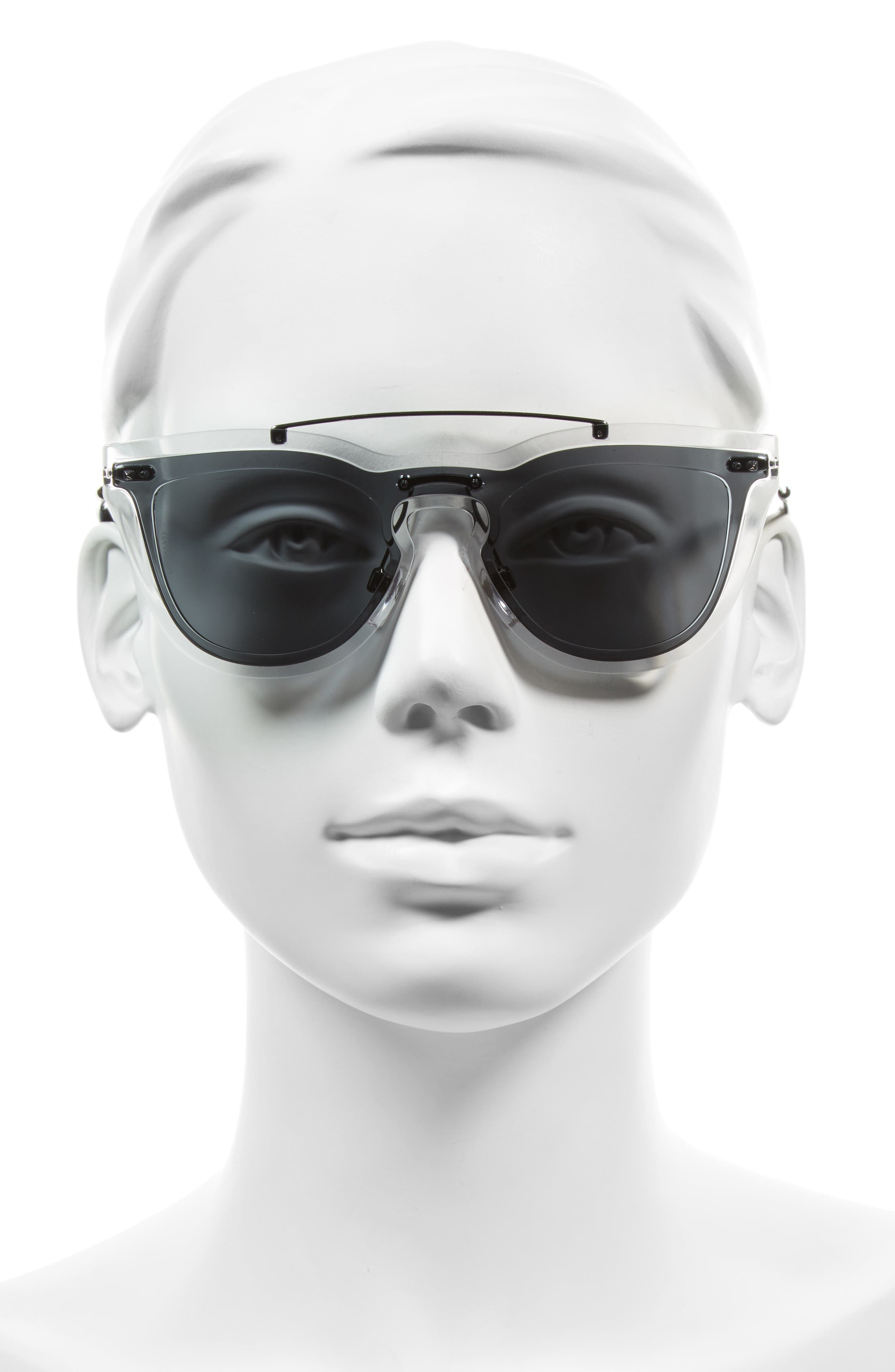 Alternate Image 2  - Valentino 48mm Retro Sunglasses