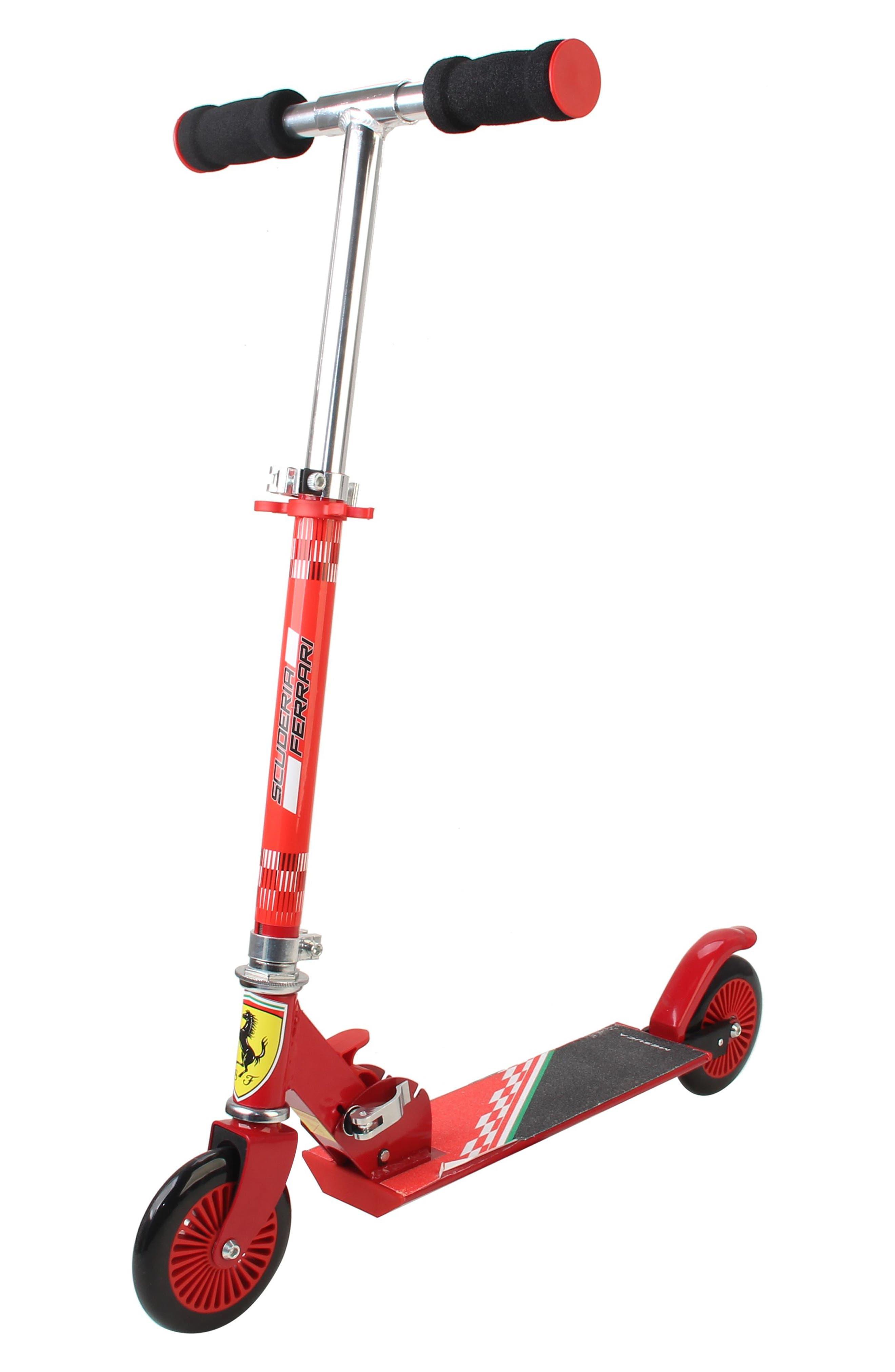 Ferrari Two Wheel Scooter (Kids)