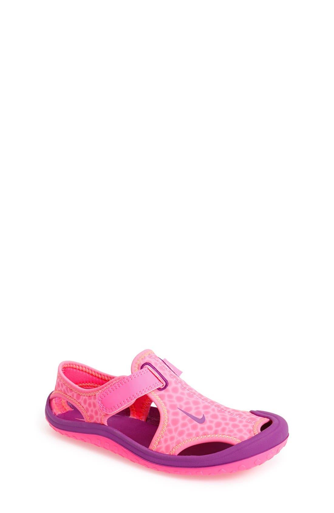 Alternate Image 1 Selected - Nike 'Sunray Protect' Sandal (Baby, Walker, Toddler & Little Kid)