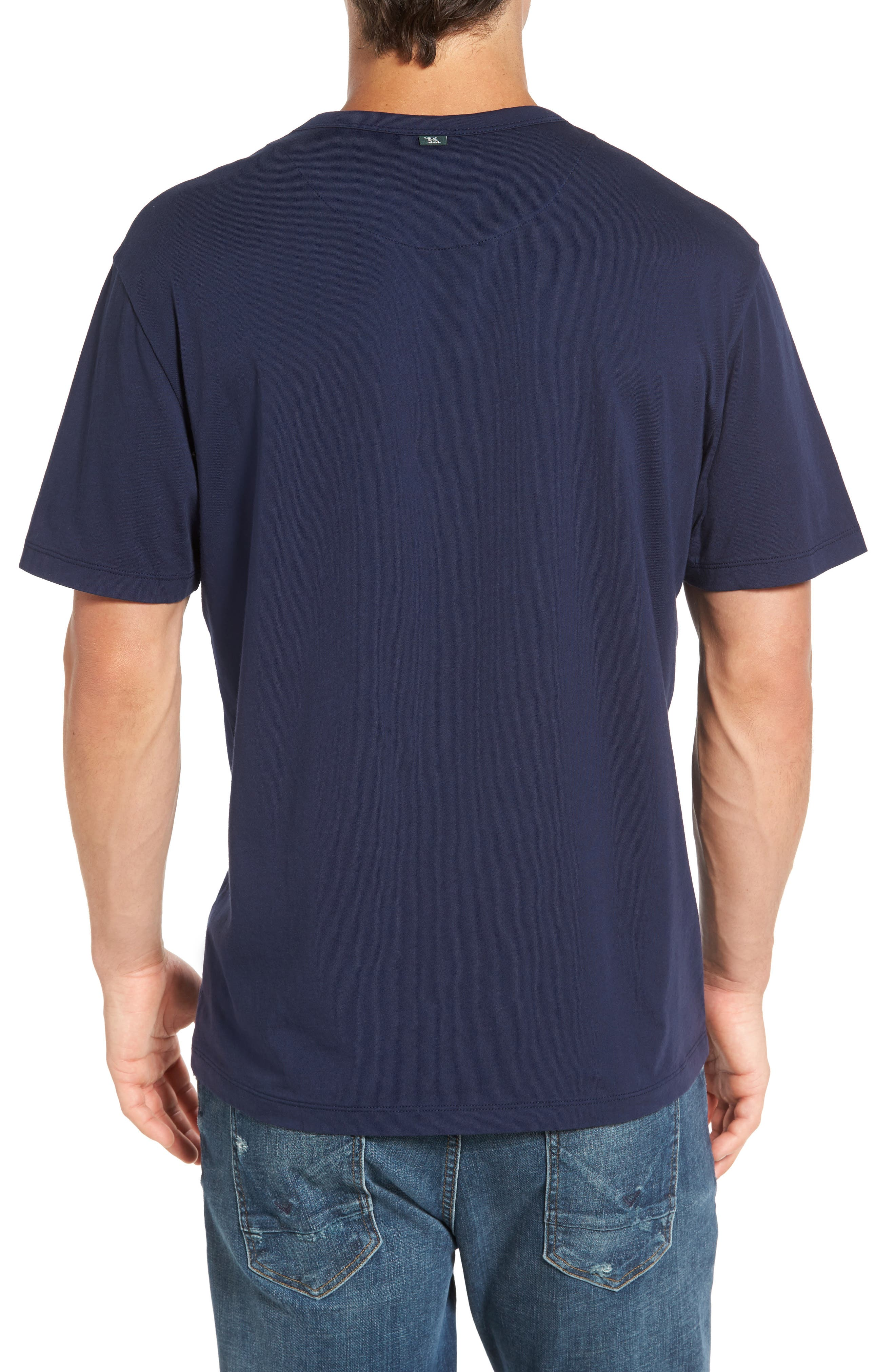 Alternate Image 2  - Rodd & Gunn Spinnaker Bay Sports Fit Crewneck T-Shirt