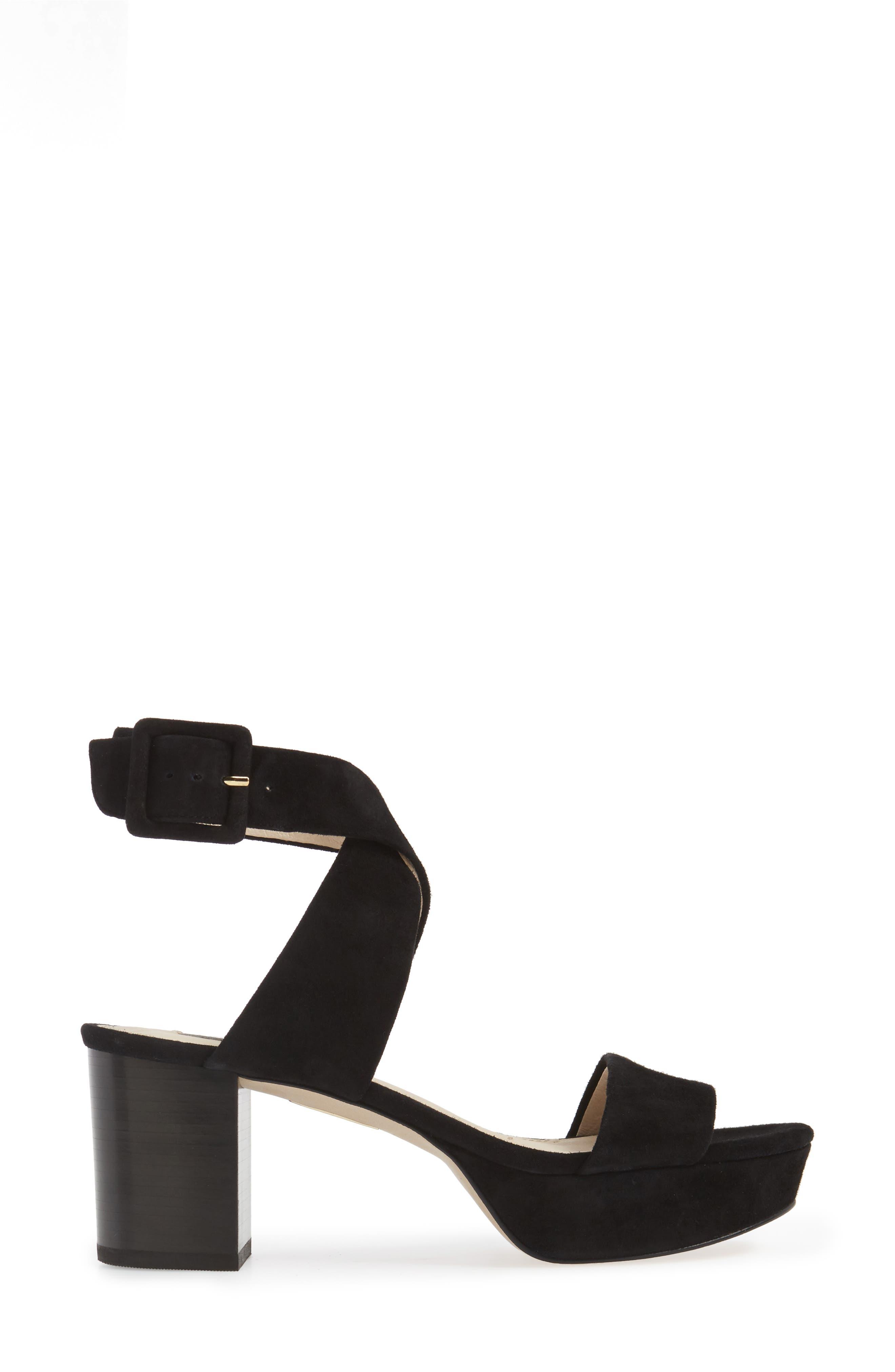 Alternate Image 3  - Louise et Cie Harmony Block Heel Sandal (Women)