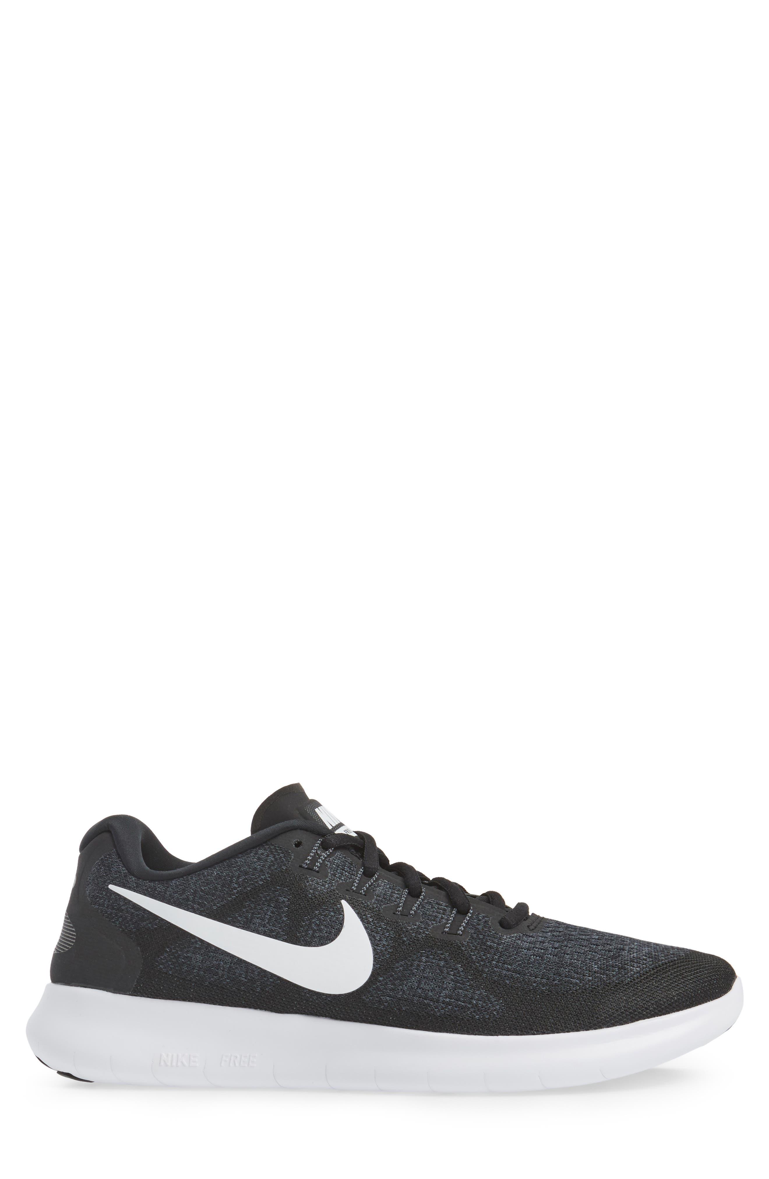Alternate Image 3  - Nike Free Run 2017 Running Shoe (Men)