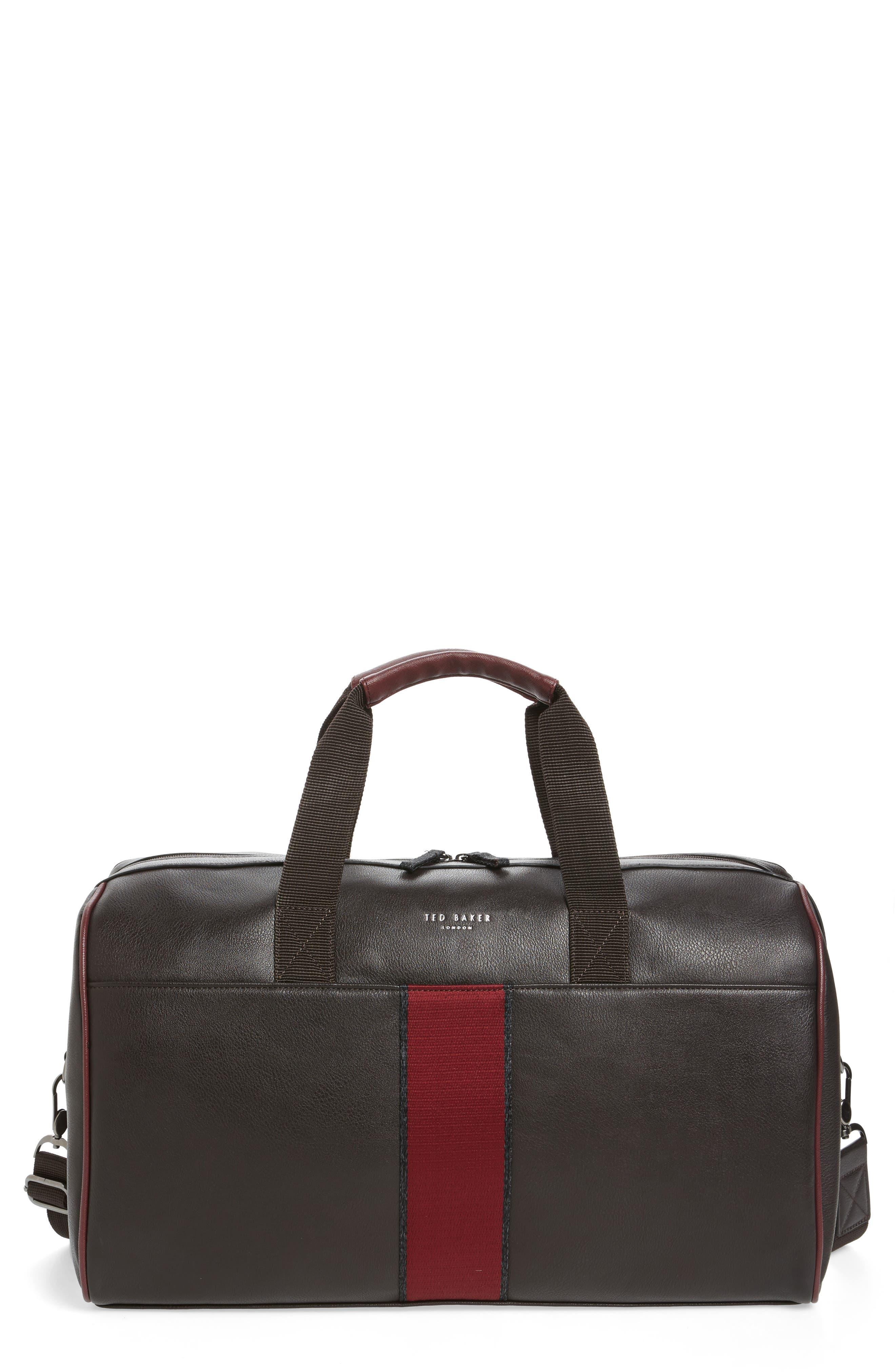 Main Image - Ted Baker London Kray Duffel Bag