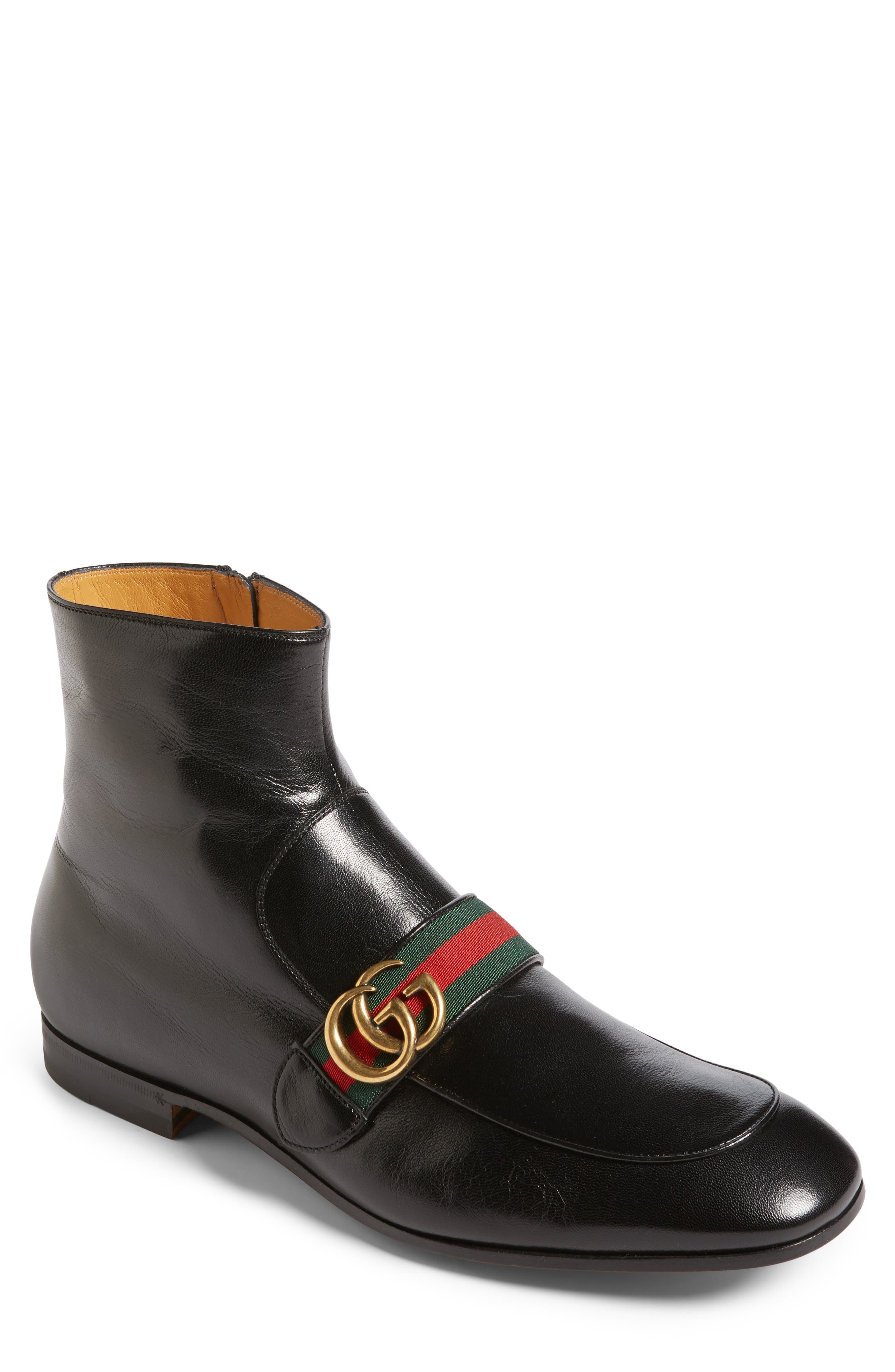 Alternate Image 1 Selected - Gucci Donnie Boot (Men)