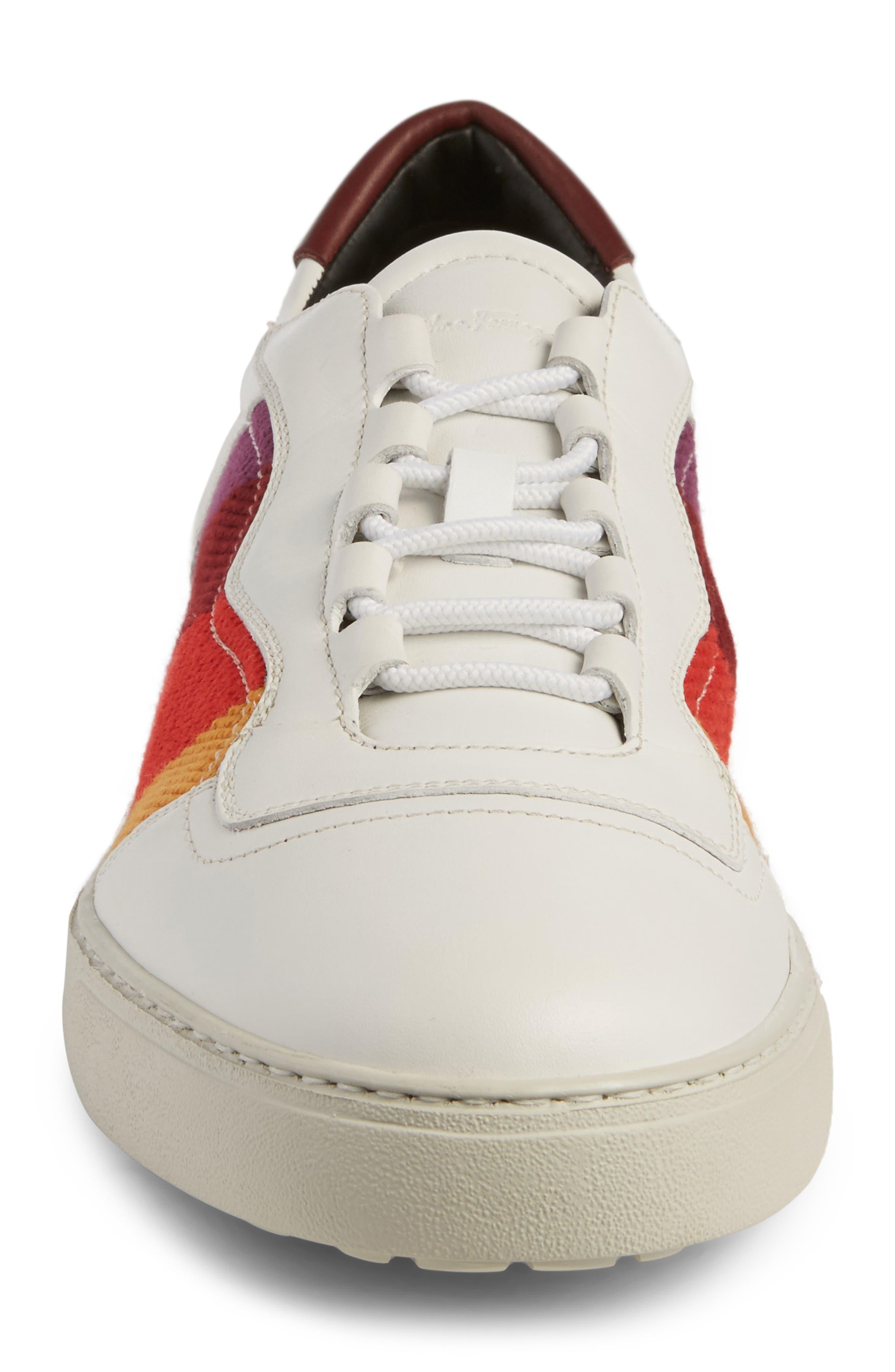 Alternate Image 4  - Salvatore Ferragamo Sneaker (Men)