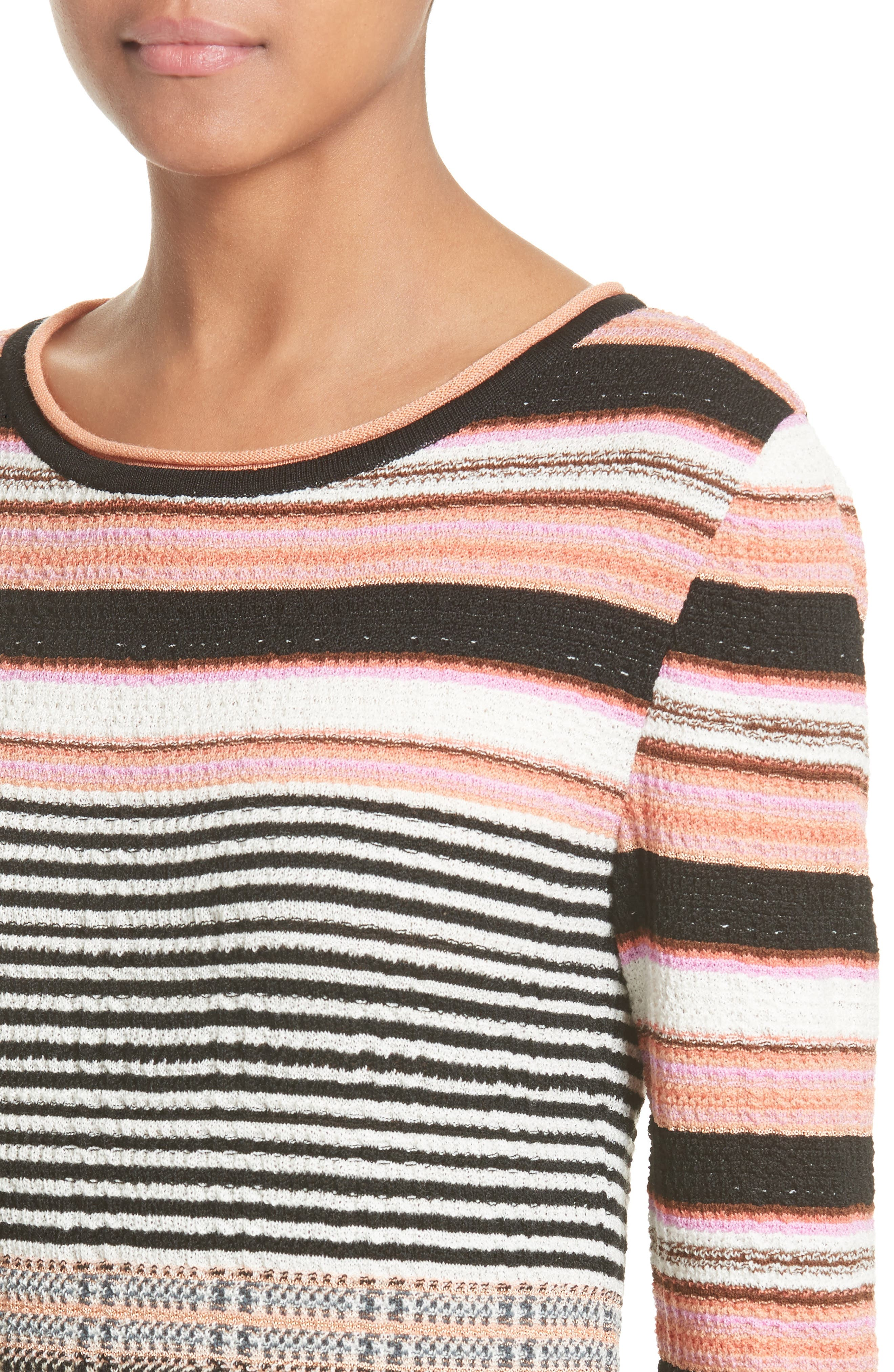 Alternate Image 6  - Missoni Wool Blend Sweater