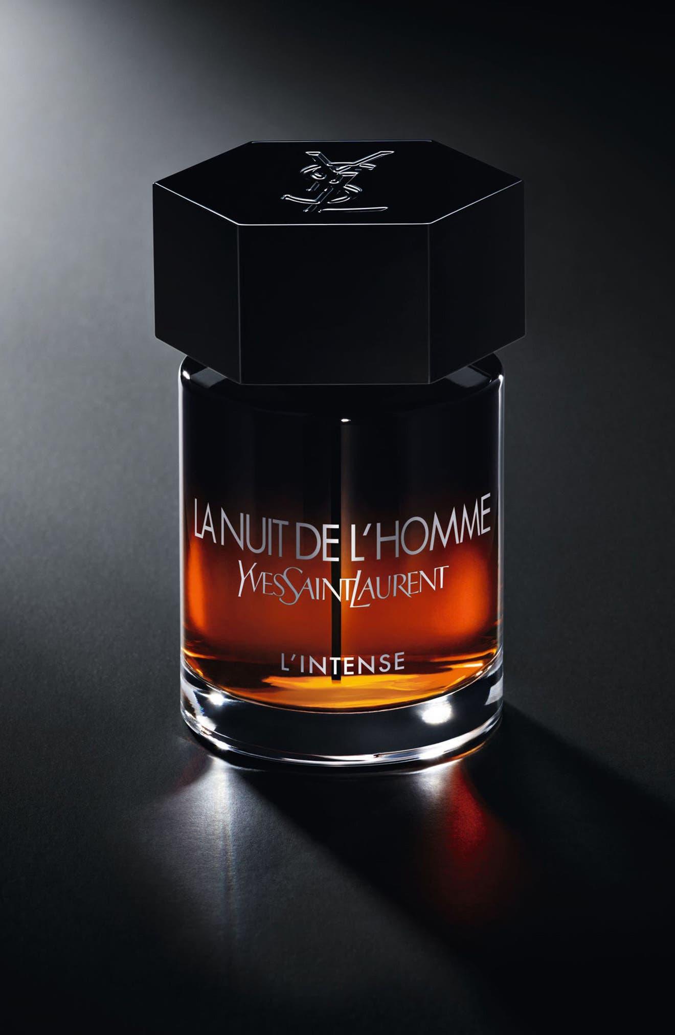 Alternate Image 2  - Yves Saint Laurent La Nuit de L'Homme L'Intense Eau de Parfum