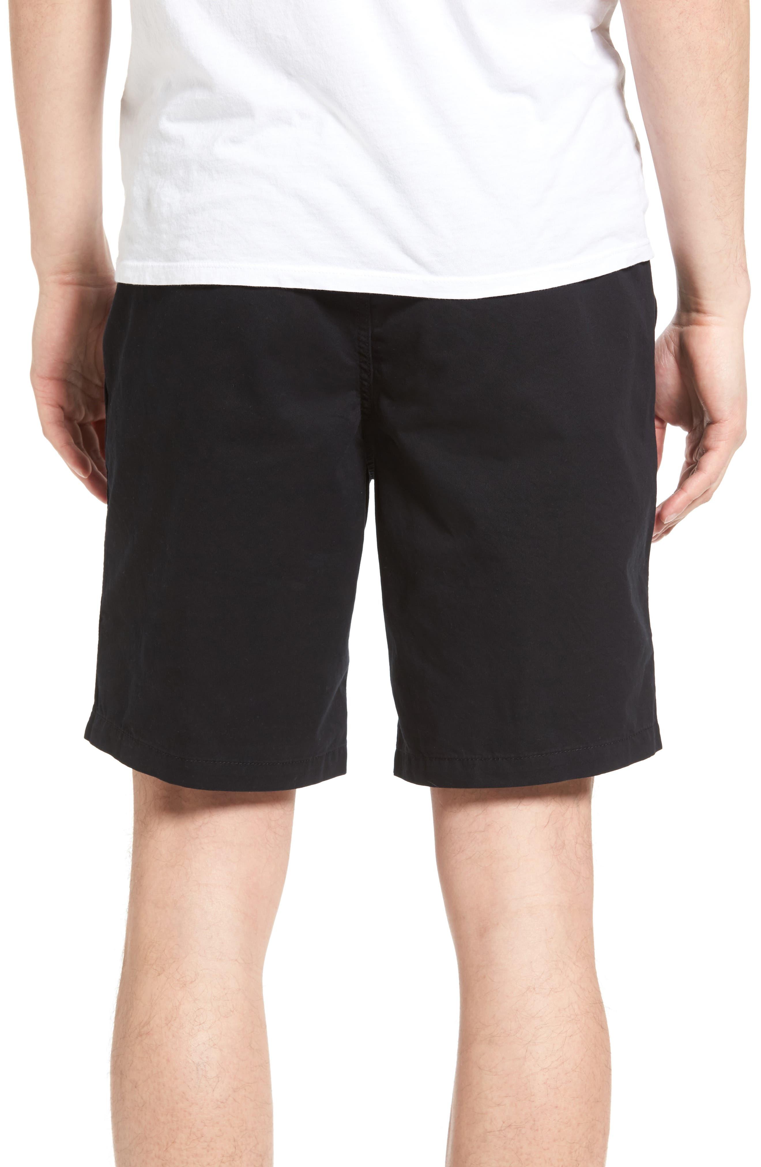 Range Shorts,                             Alternate thumbnail 2, color,                             Black