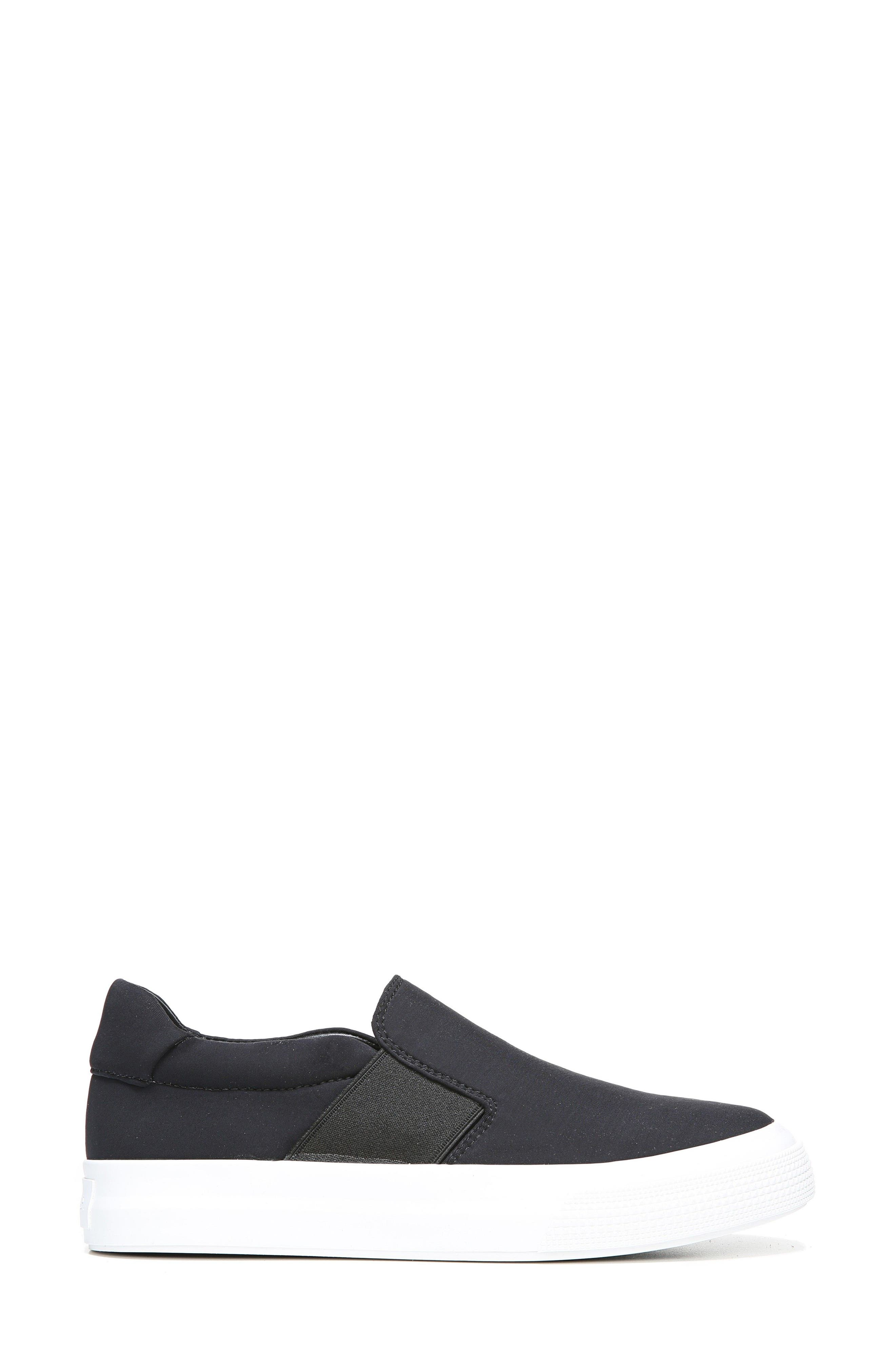 Torin Slip-On Sneaker,                             Alternate thumbnail 3, color,                             Black