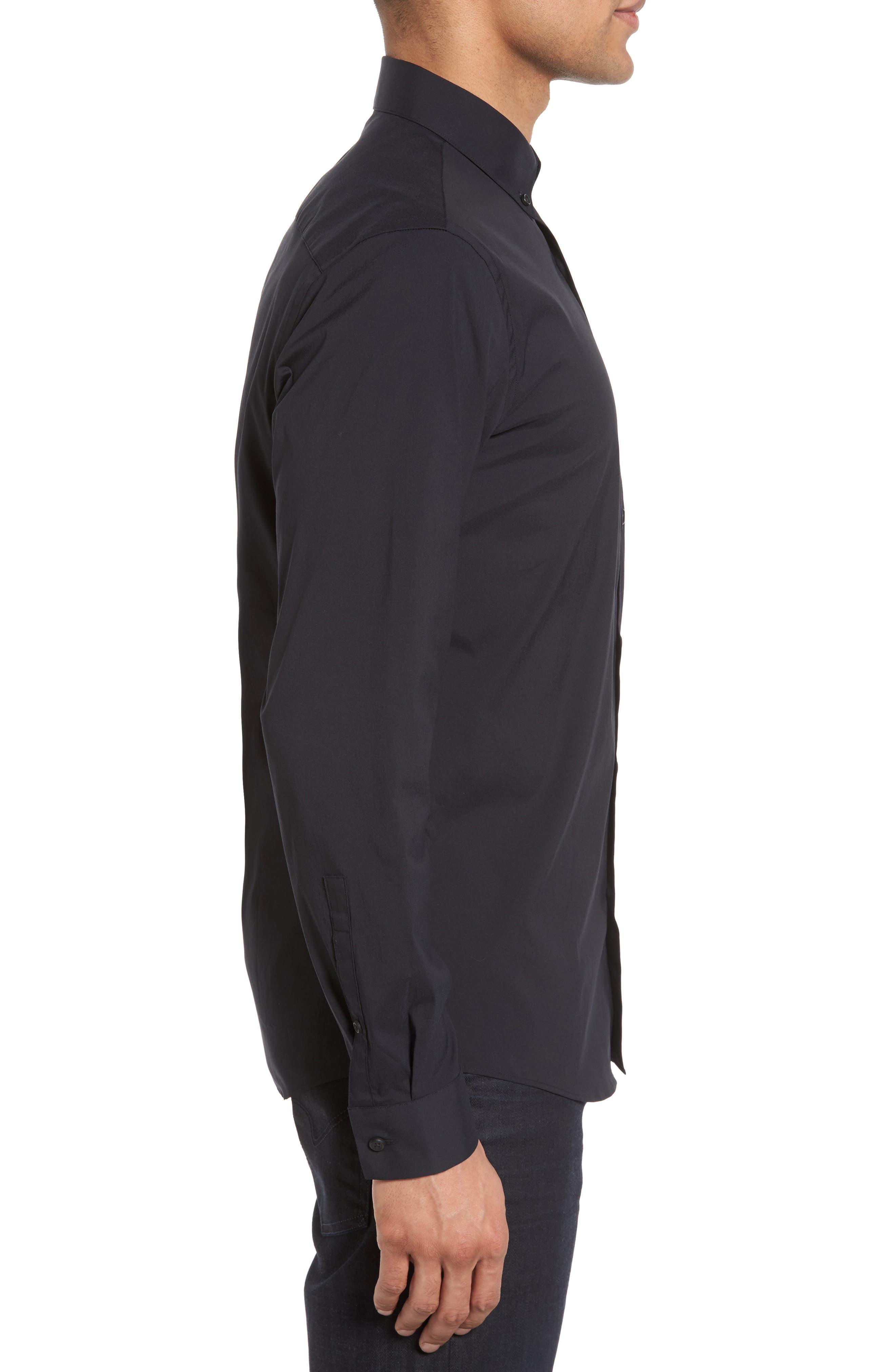 Alternate Image 3  - Calibrate Trim Fit Stretch Woven Sport Shirt
