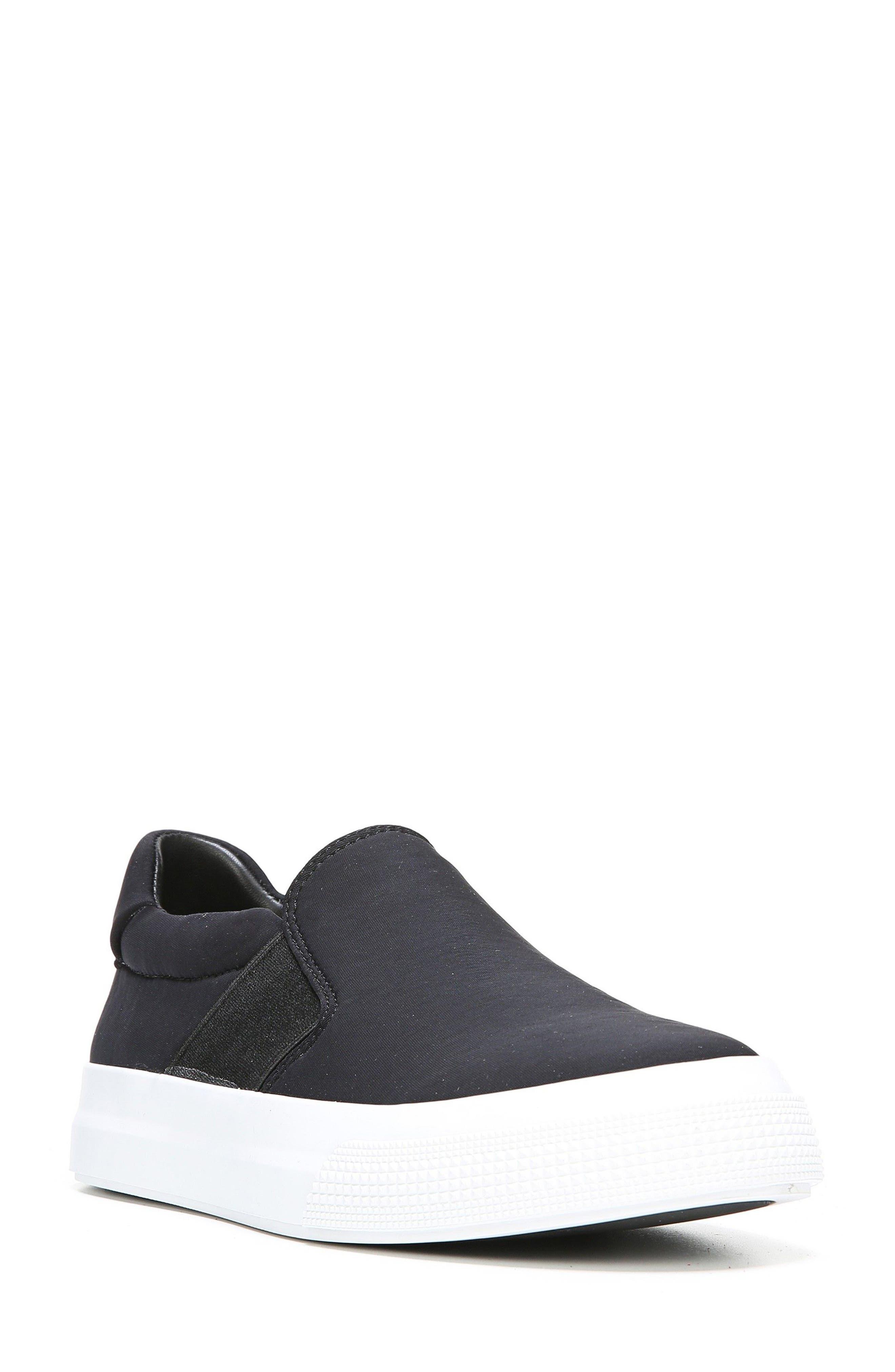 Torin Slip-On Sneaker,                             Main thumbnail 1, color,                             Black
