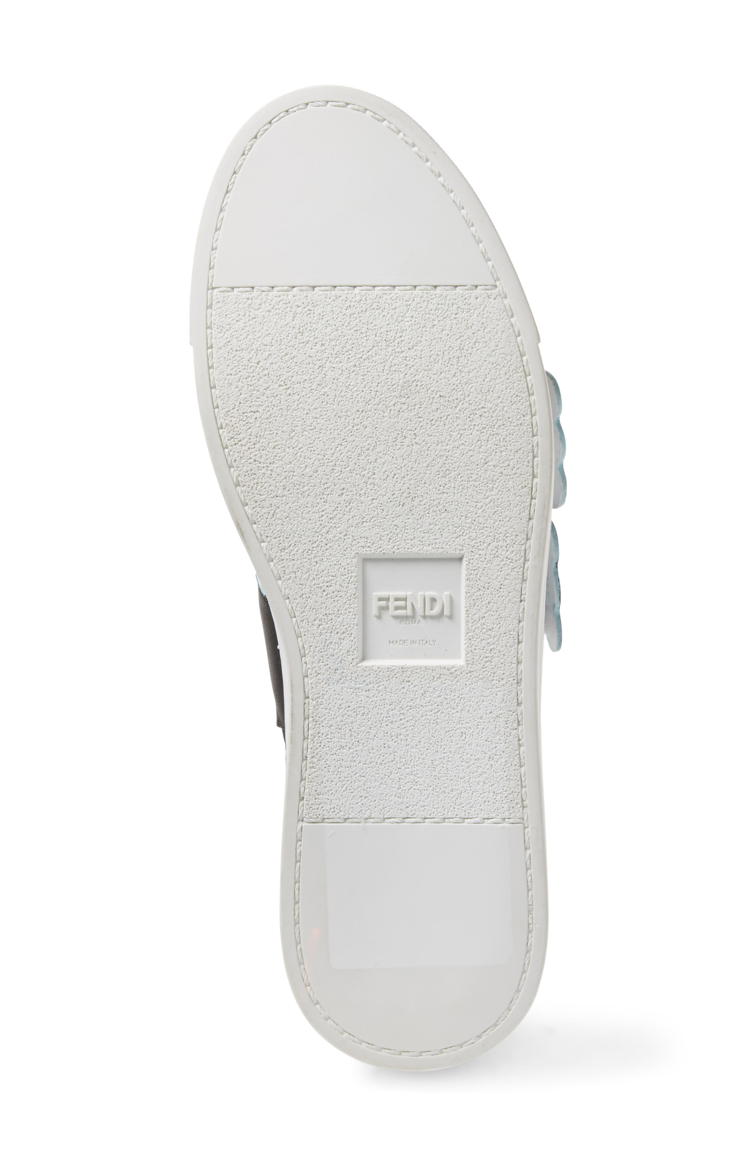 Alternate Image 5  - Fendi Scallop Sneaker (Women)