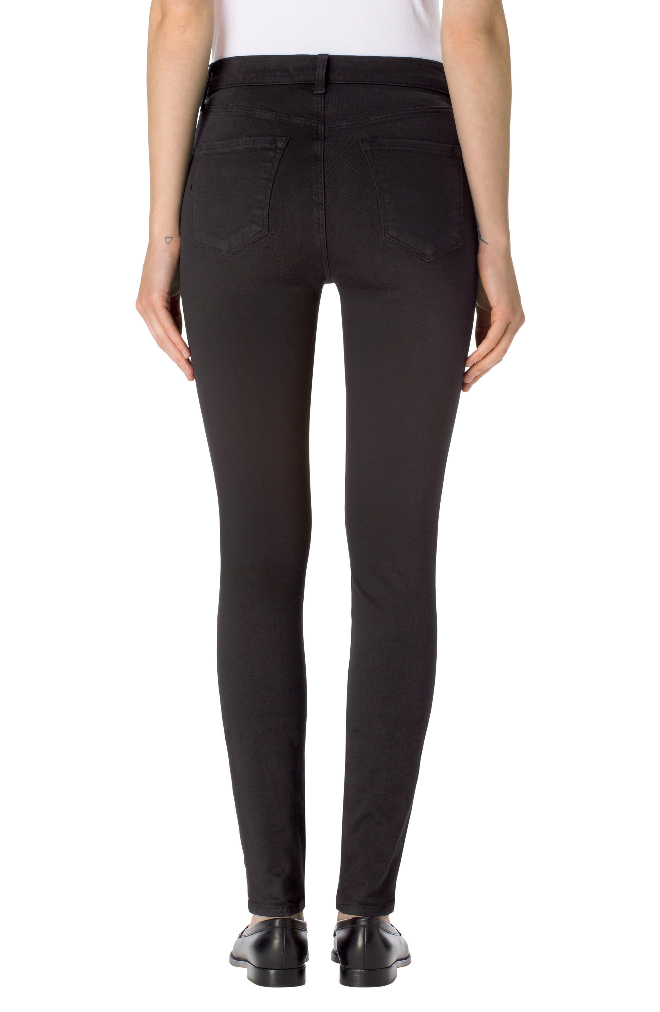 Alternate Image 2  - J Brand Maria High Waist Skinny Jeans