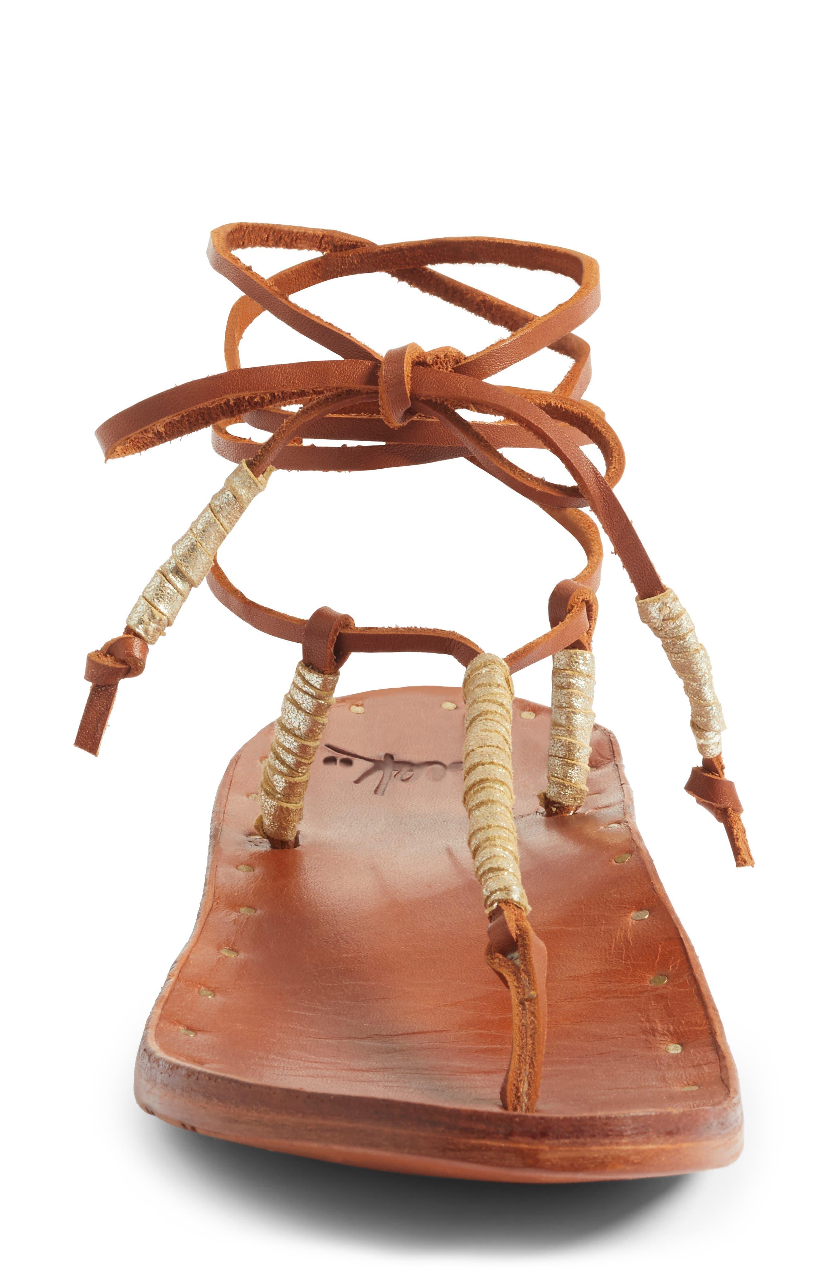 Alternate Image 4  - Beek Crane Sandal (Women)