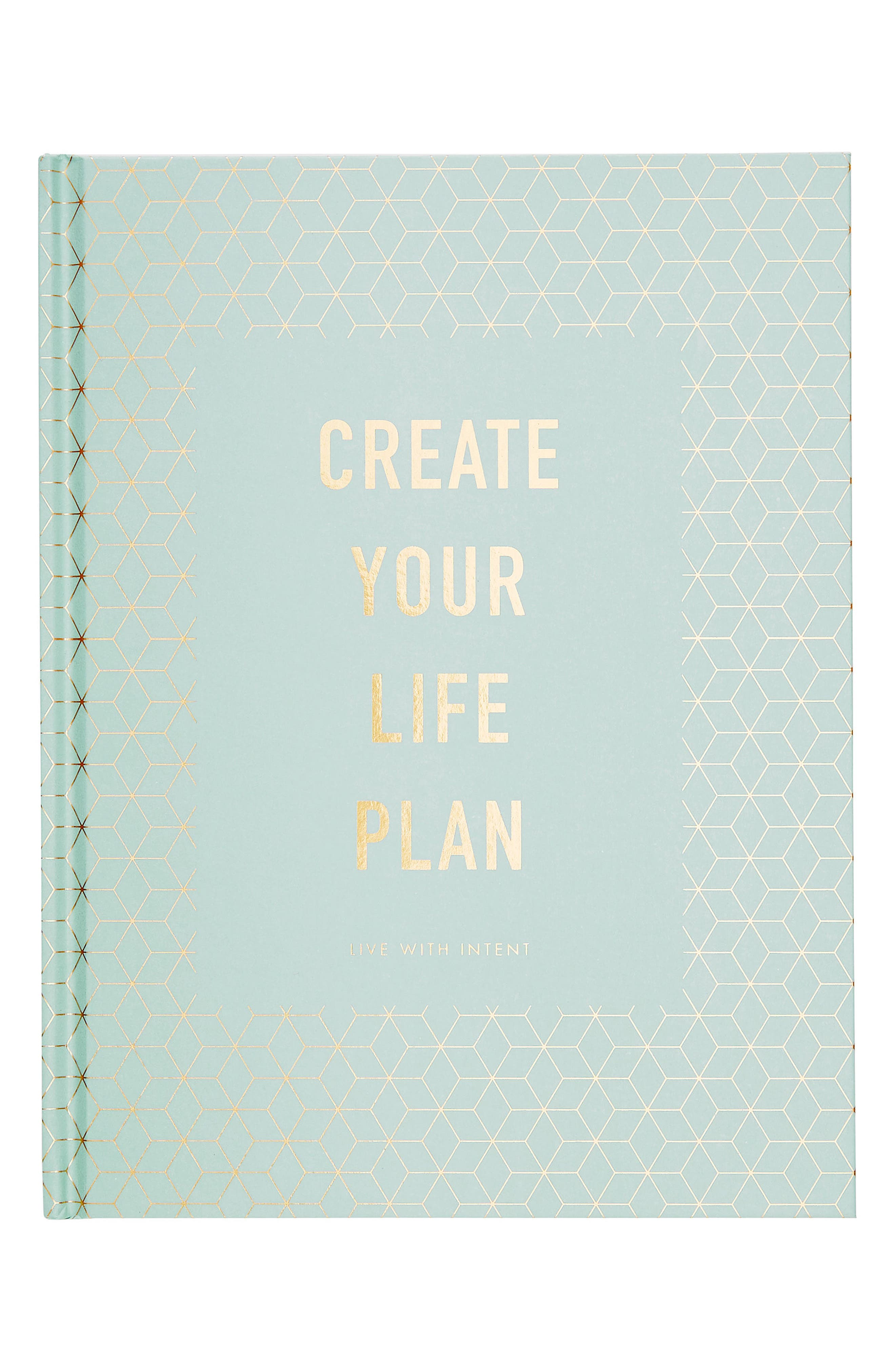Main Image - kikki.K Create Your Life Plan Book