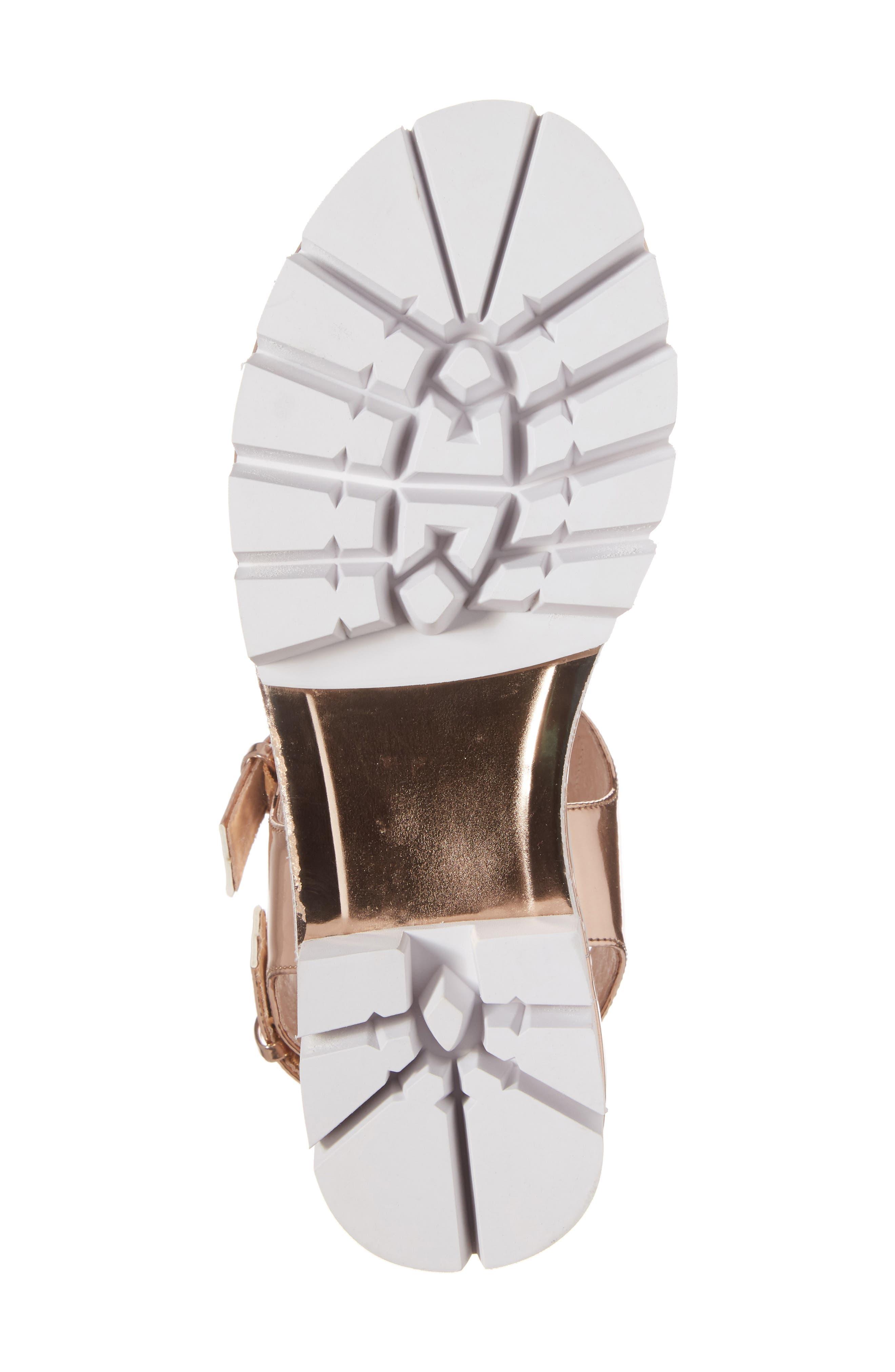 Alternate Image 6  - Shellys London Dita Platform Sandal (Women)