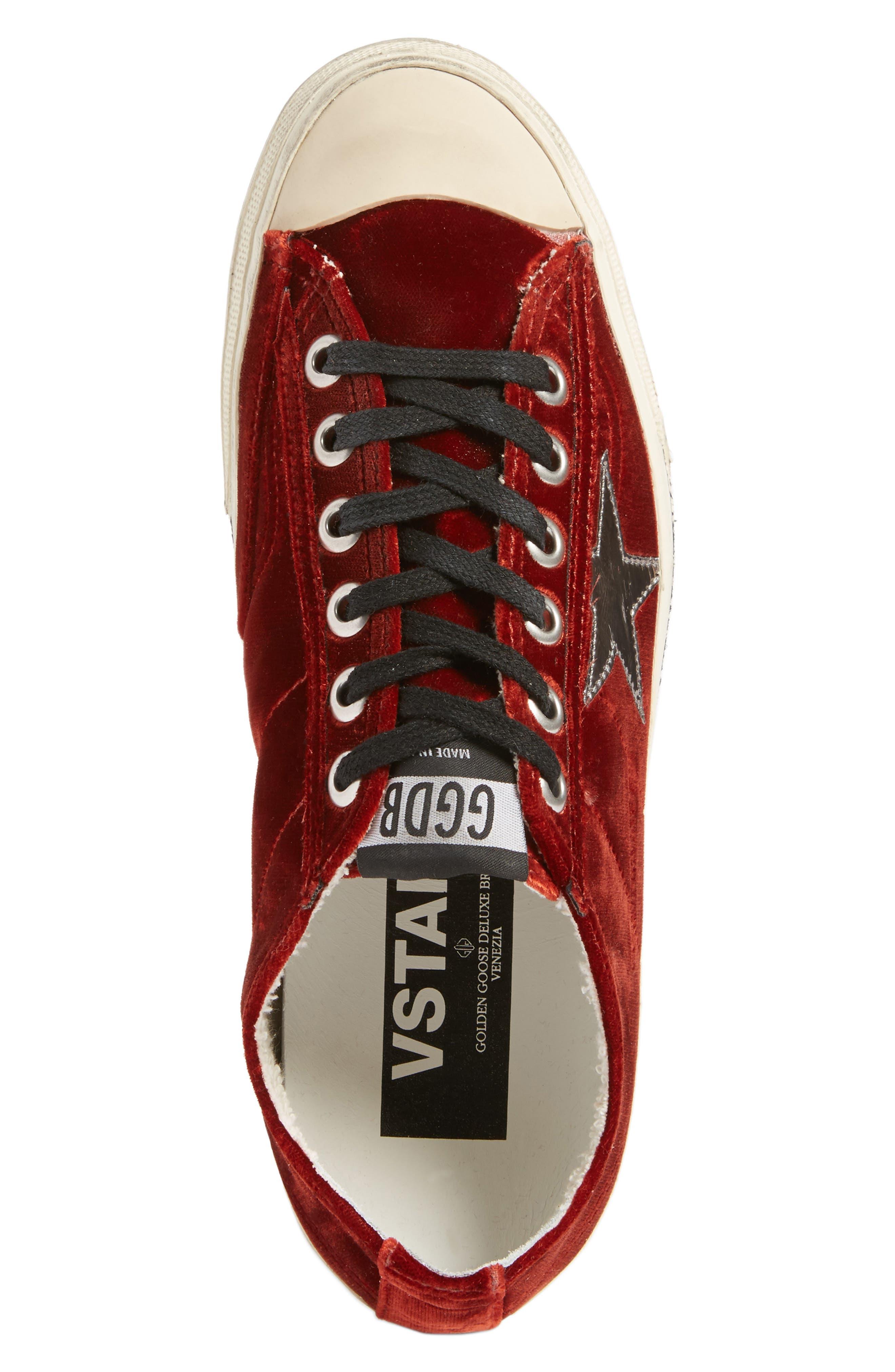 Alternate Image 5  - Golden Goose V-Star 2 Low Top Sneaker (Women)