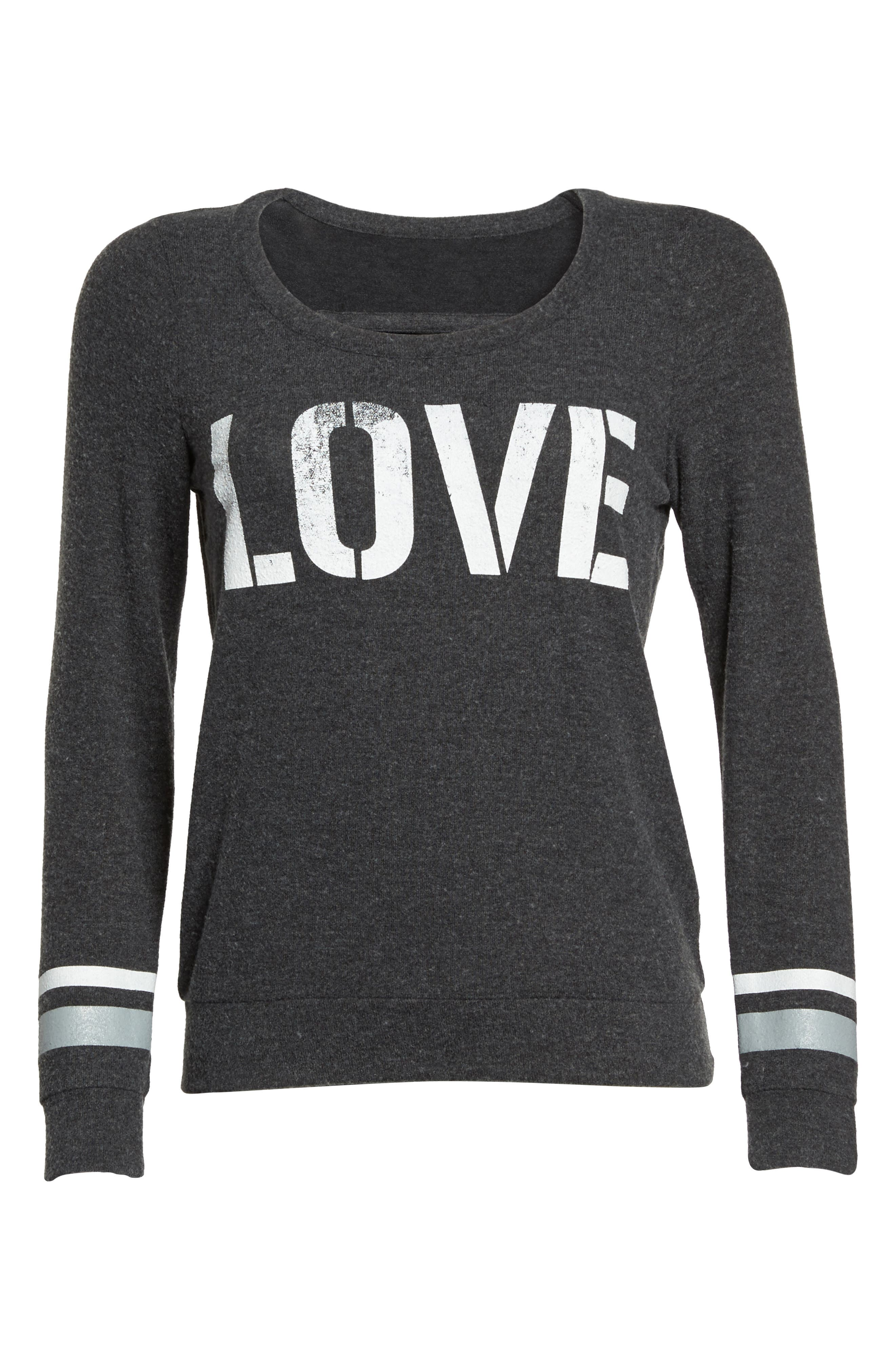 Alternate Image 4  - Chaser Love Recruit Sweatshirt