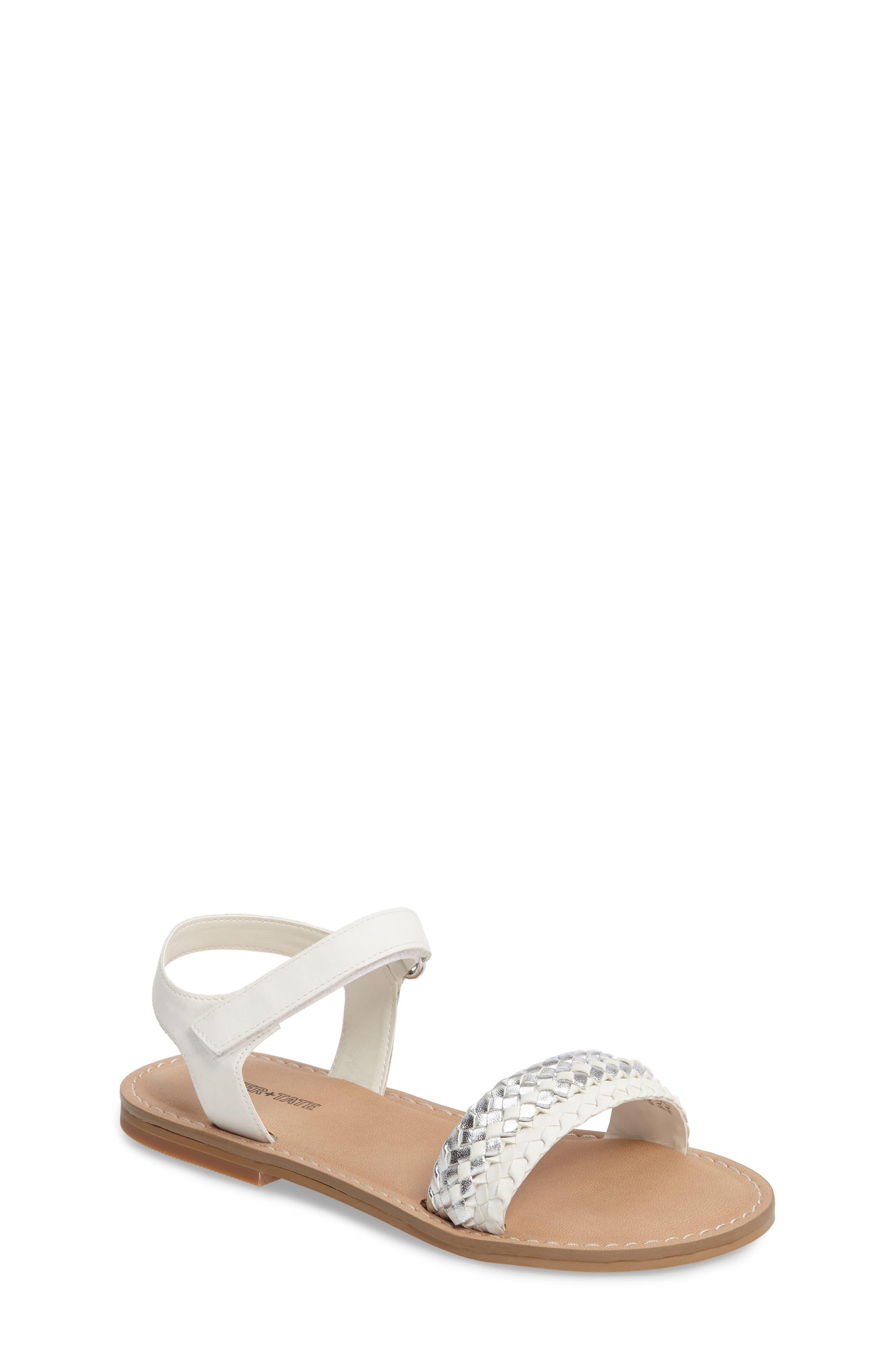 TUCKER + TATE Kierra Ankle Strap Sandal