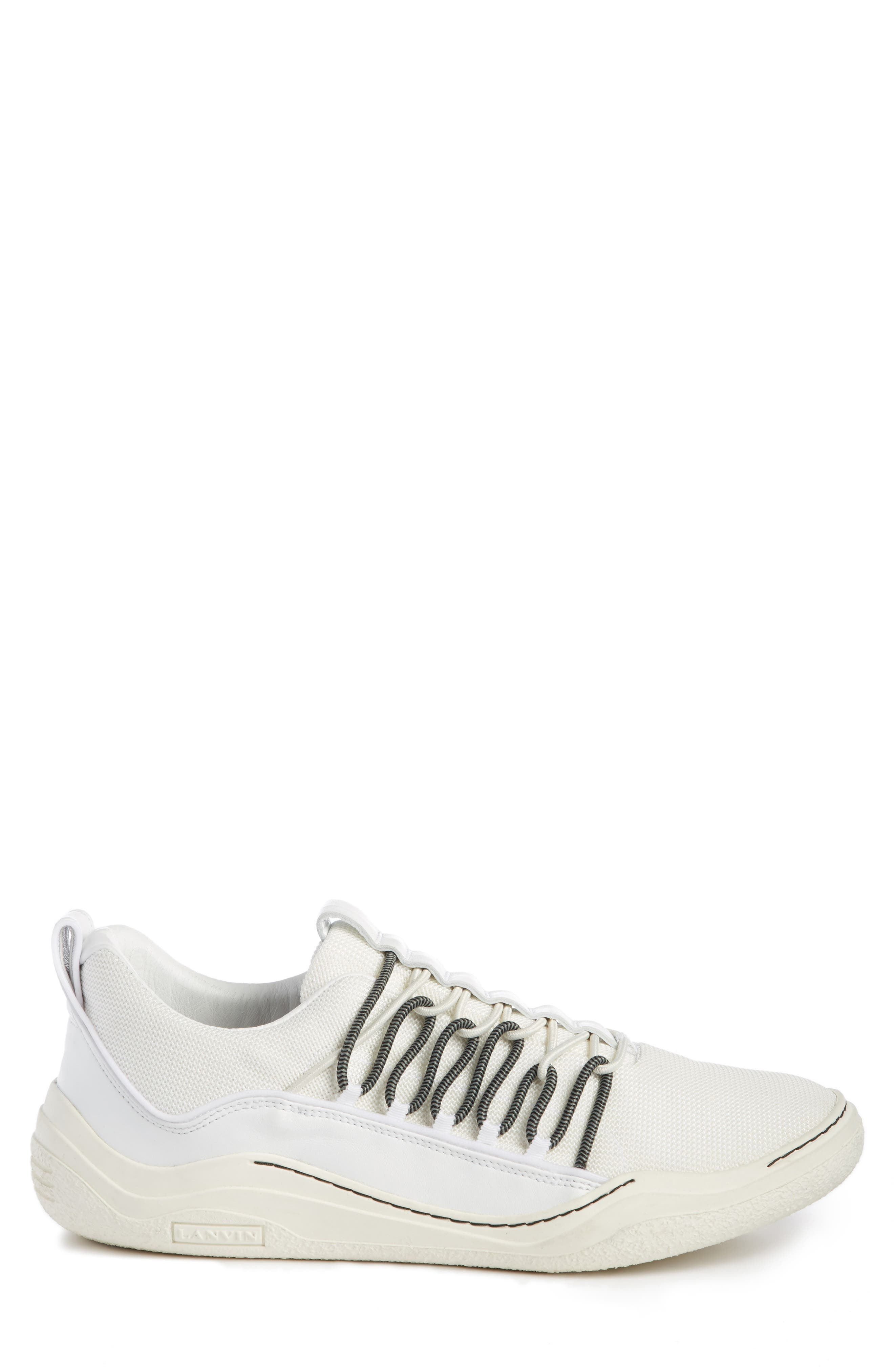 Alternate Image 4  - Lanvin Elastic Sneaker (Men)