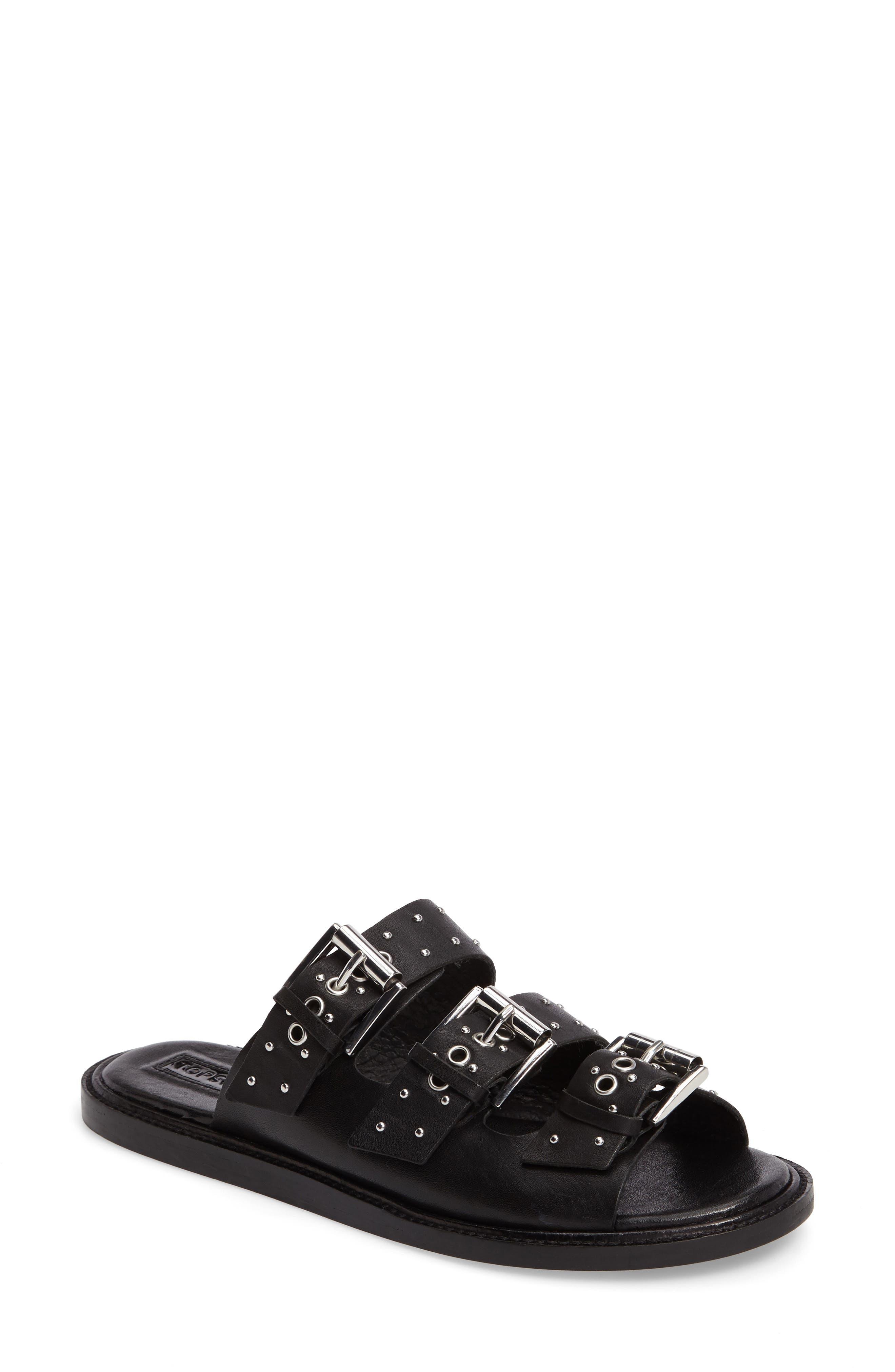 TOPSHOP Studded Sandal