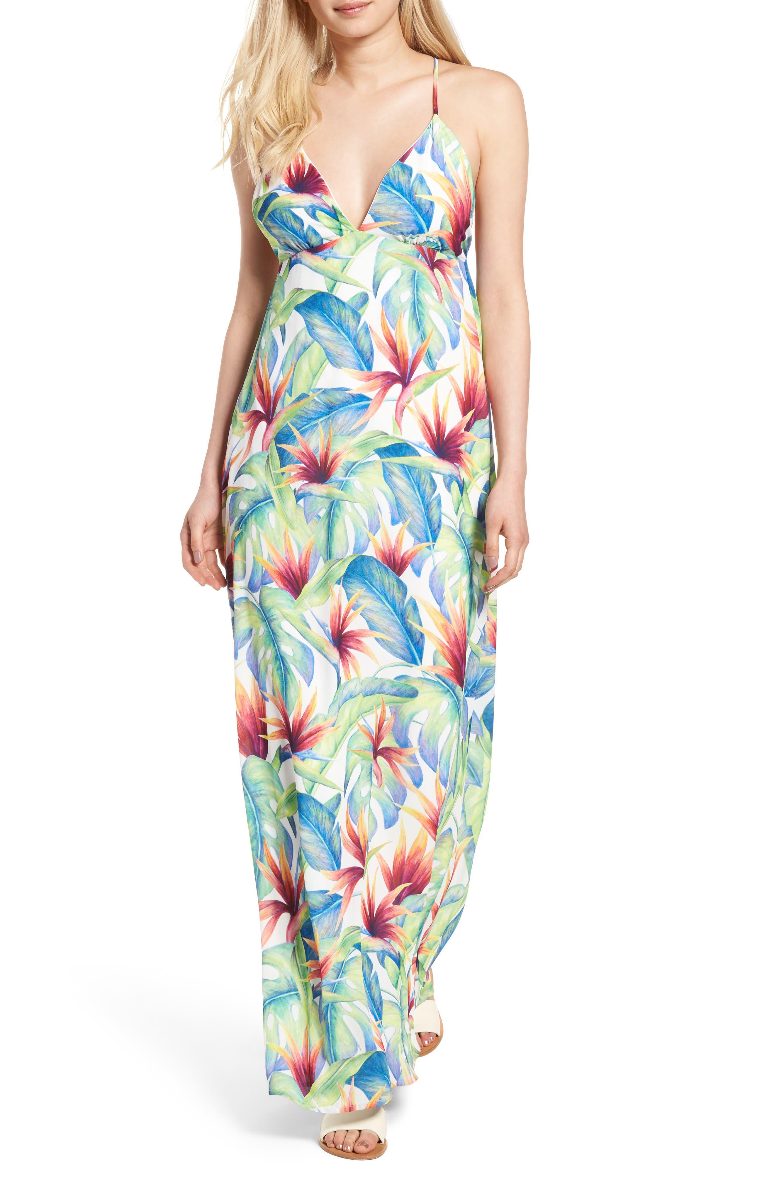 SHOW ME YOUR MUMU Amal Maxi Dress