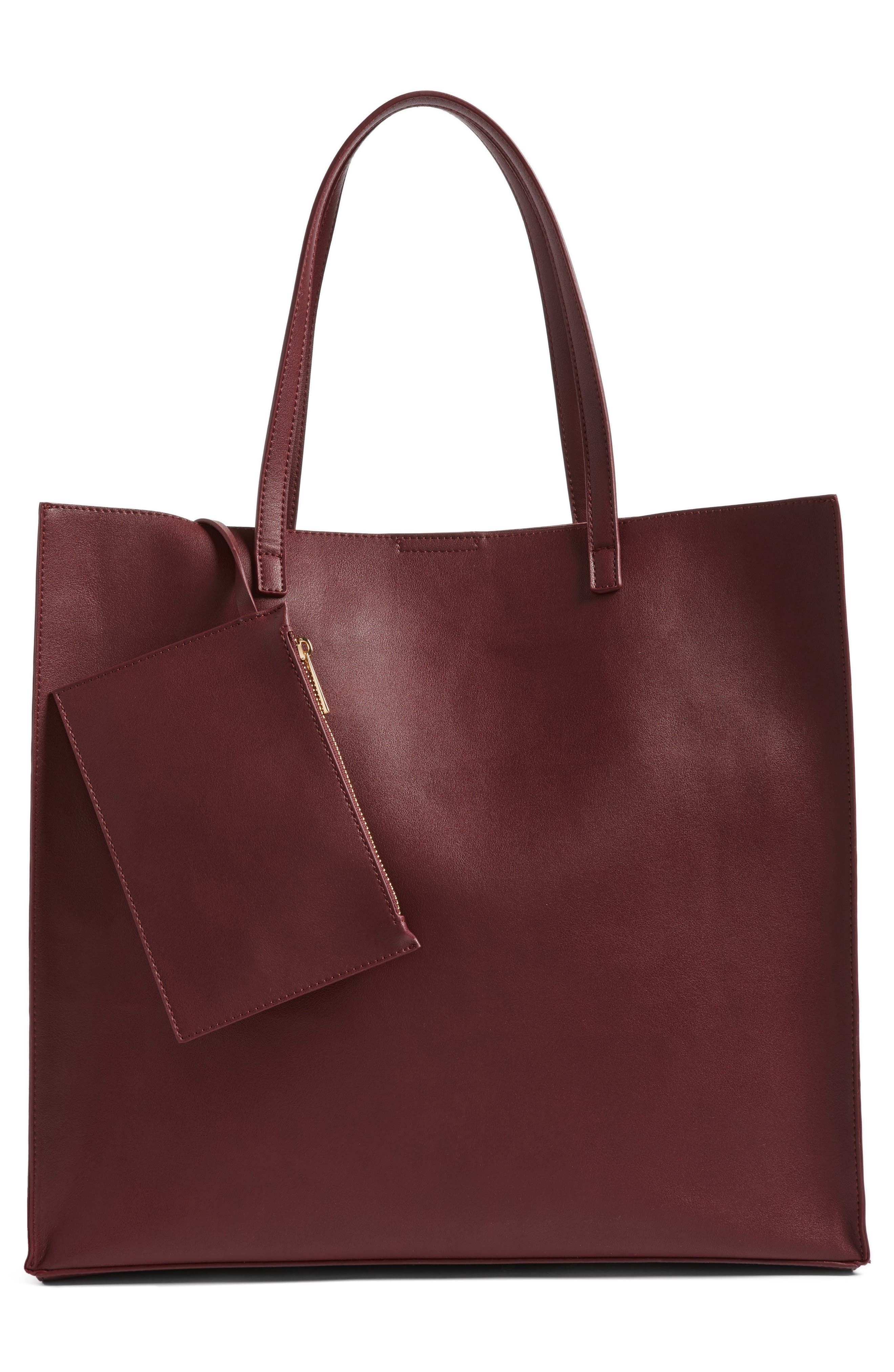 Alternate Image 3  - BP. Faux Leather Tote