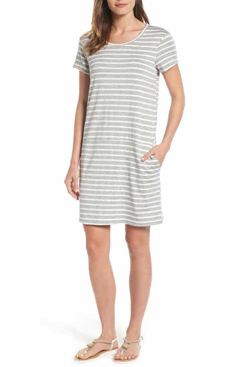 431c8447f5c Caslon® Knit Shift Dress (Regular   Petite)