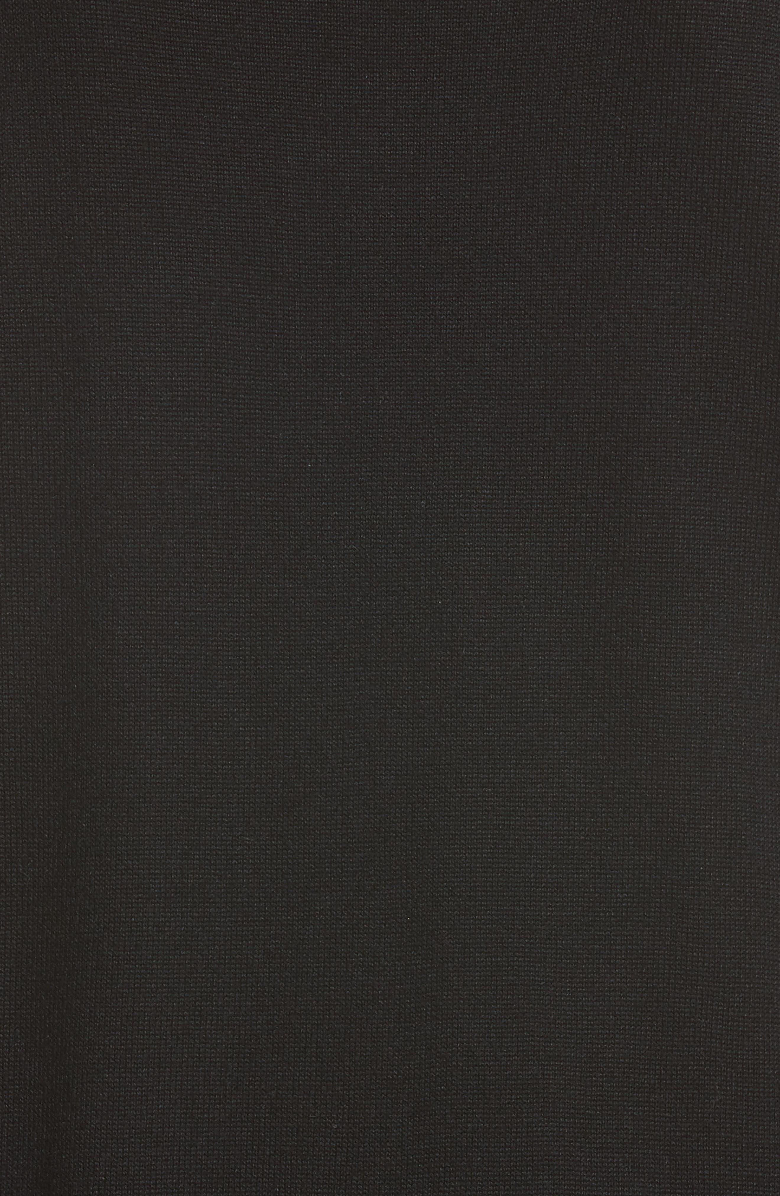 Alternate Image 5  - St. John Collection Asymmetrical Jersey Knit Sweater