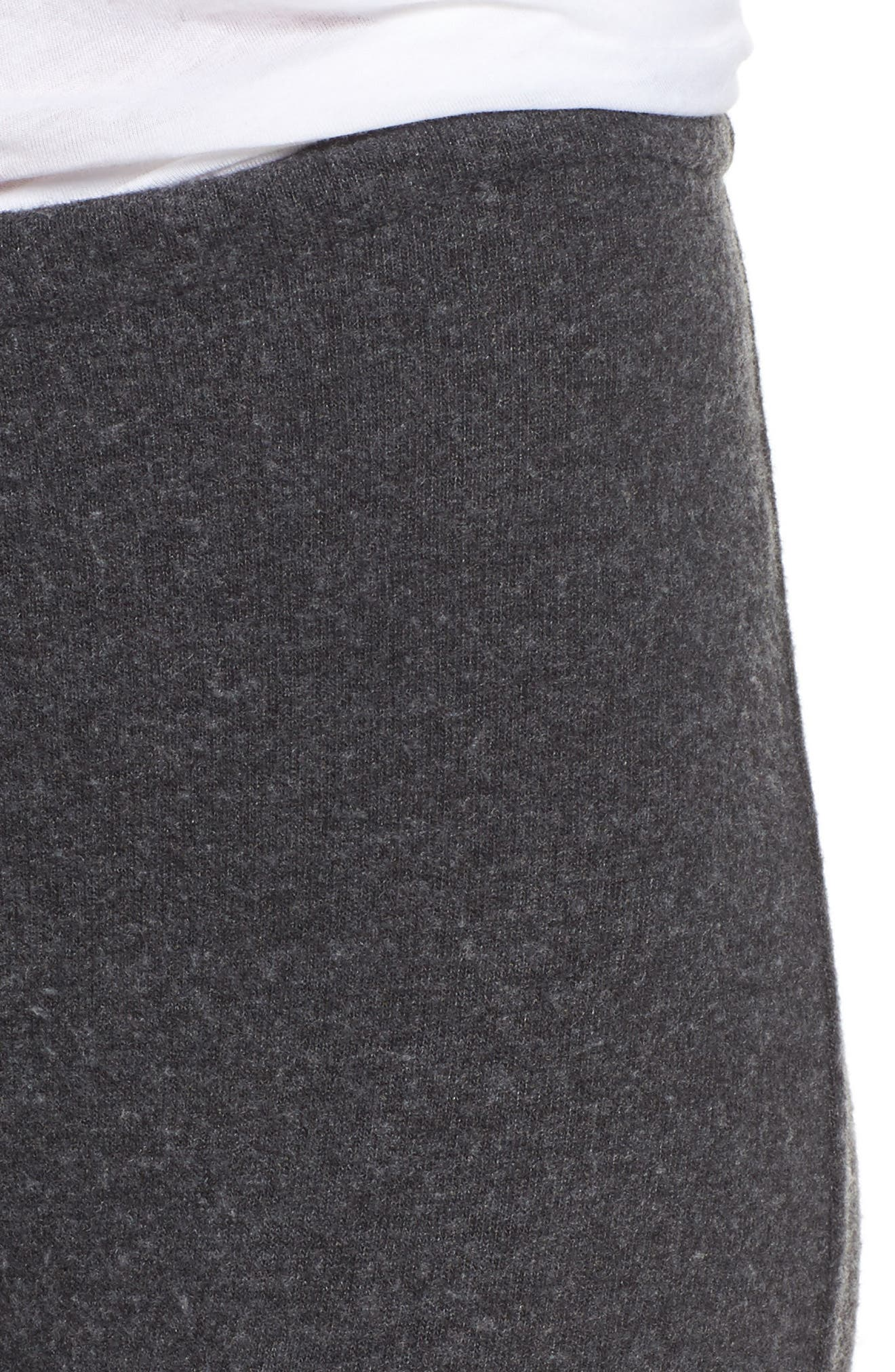 Love Lounge Jogger Pants,                             Alternate thumbnail 6, color,                             Black