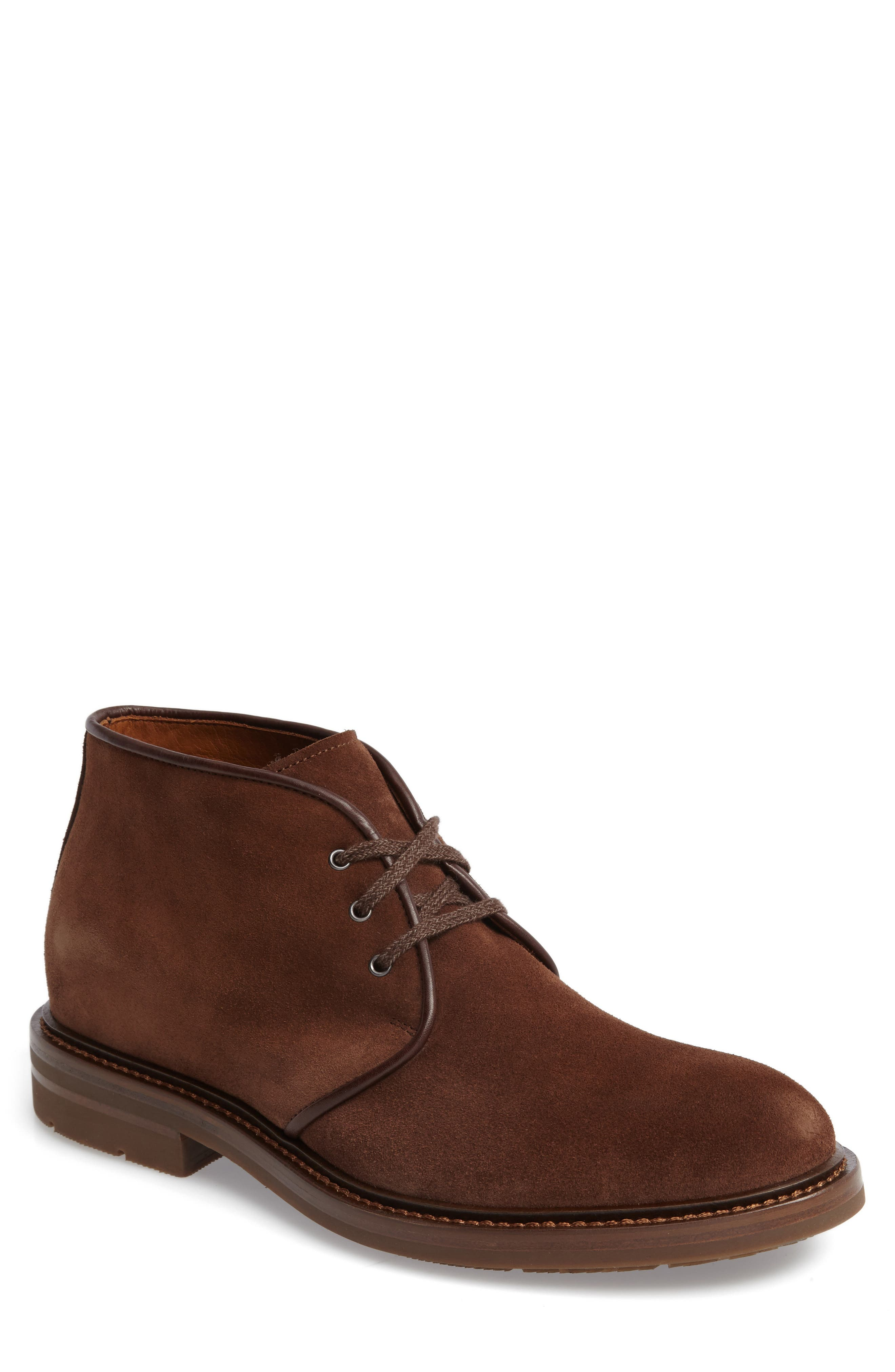 Aquatalia Raphael Chukka Boot (Men)