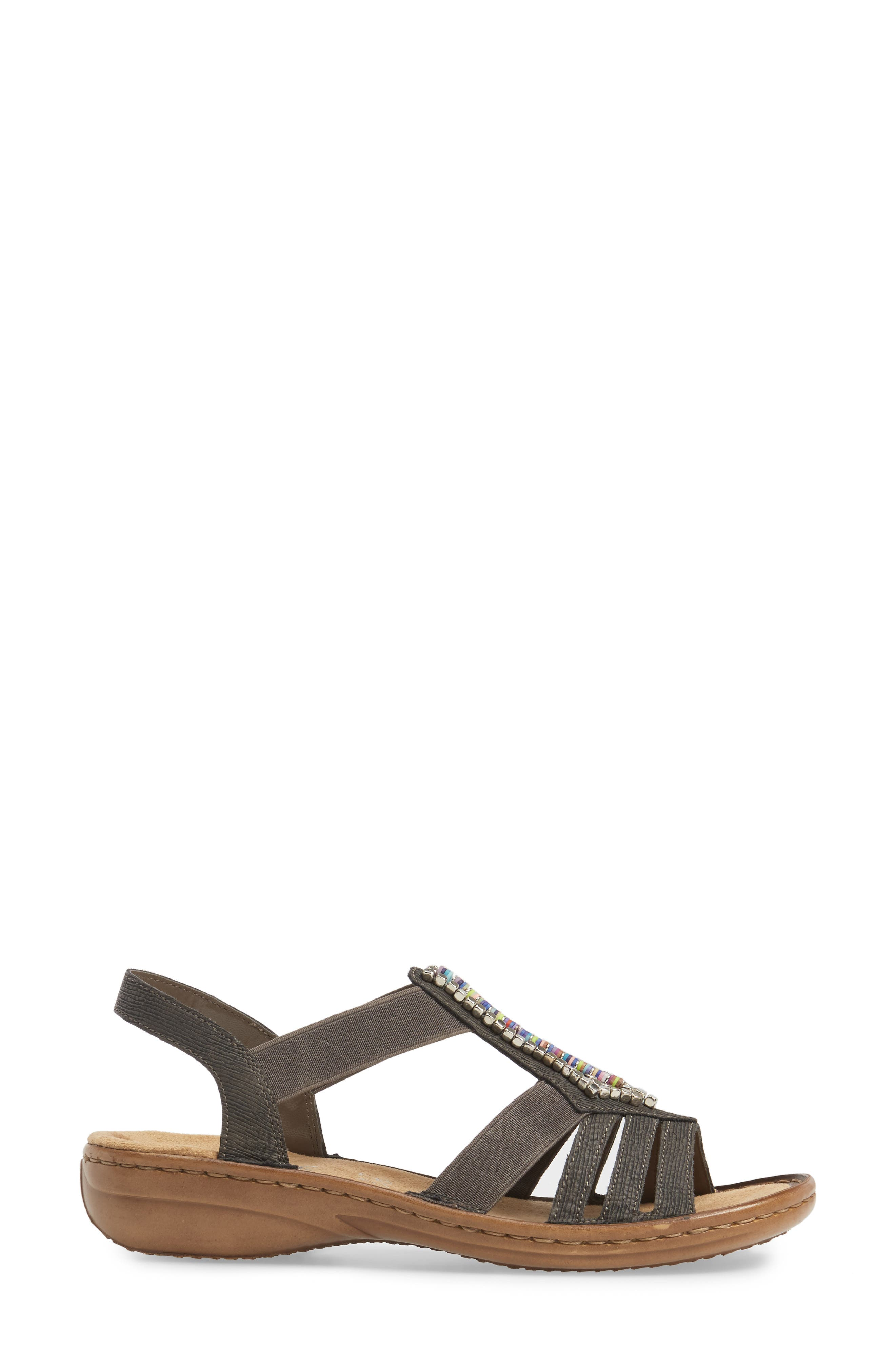 Alternate Image 3  - Rieker Antistress Regina S1 Sandal (Women)