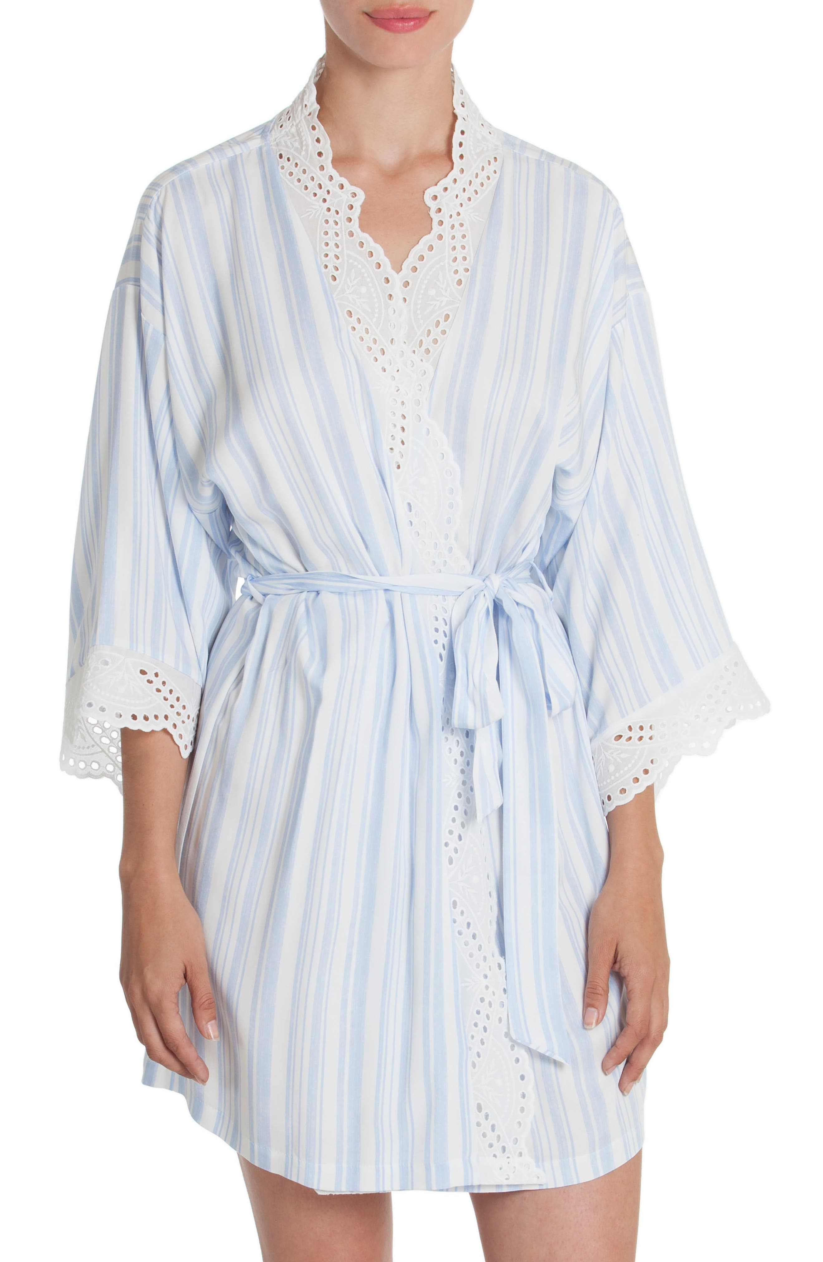 IN BLOOM BY JONQUIL Chambray Wrap