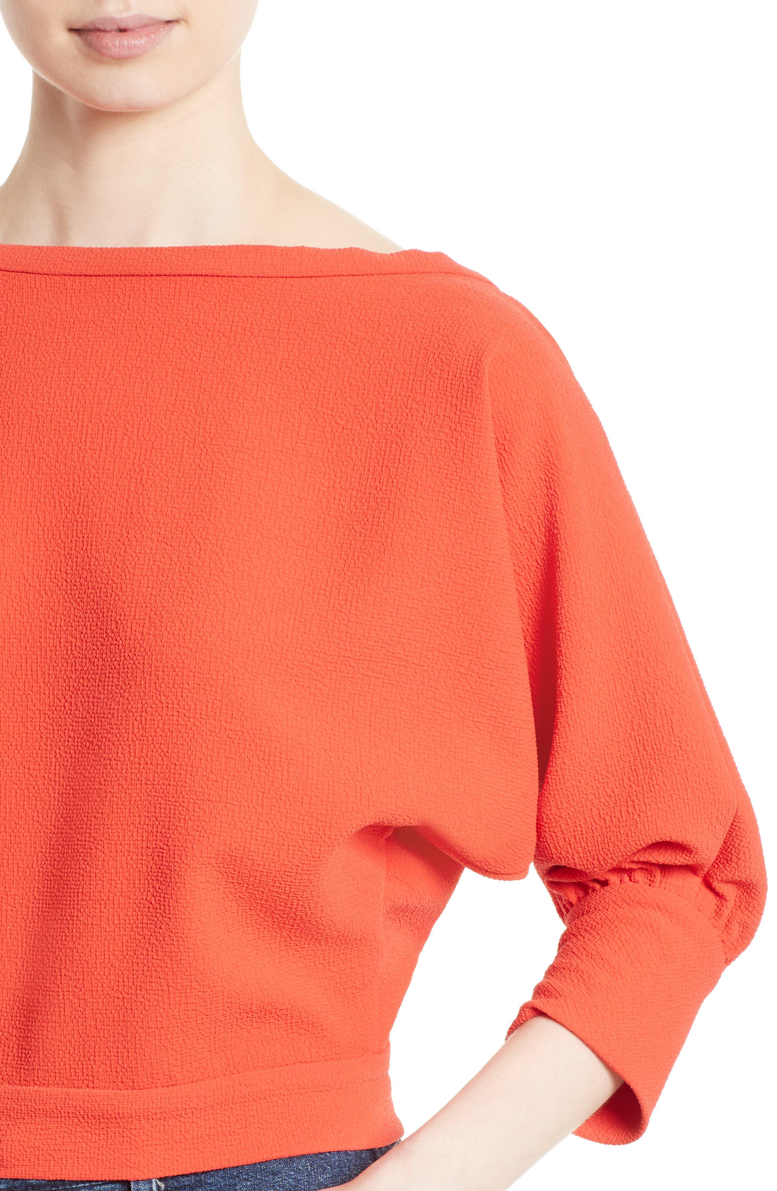 Alternate Image 4  - Rachel Comey Tempe Surplice Back Top