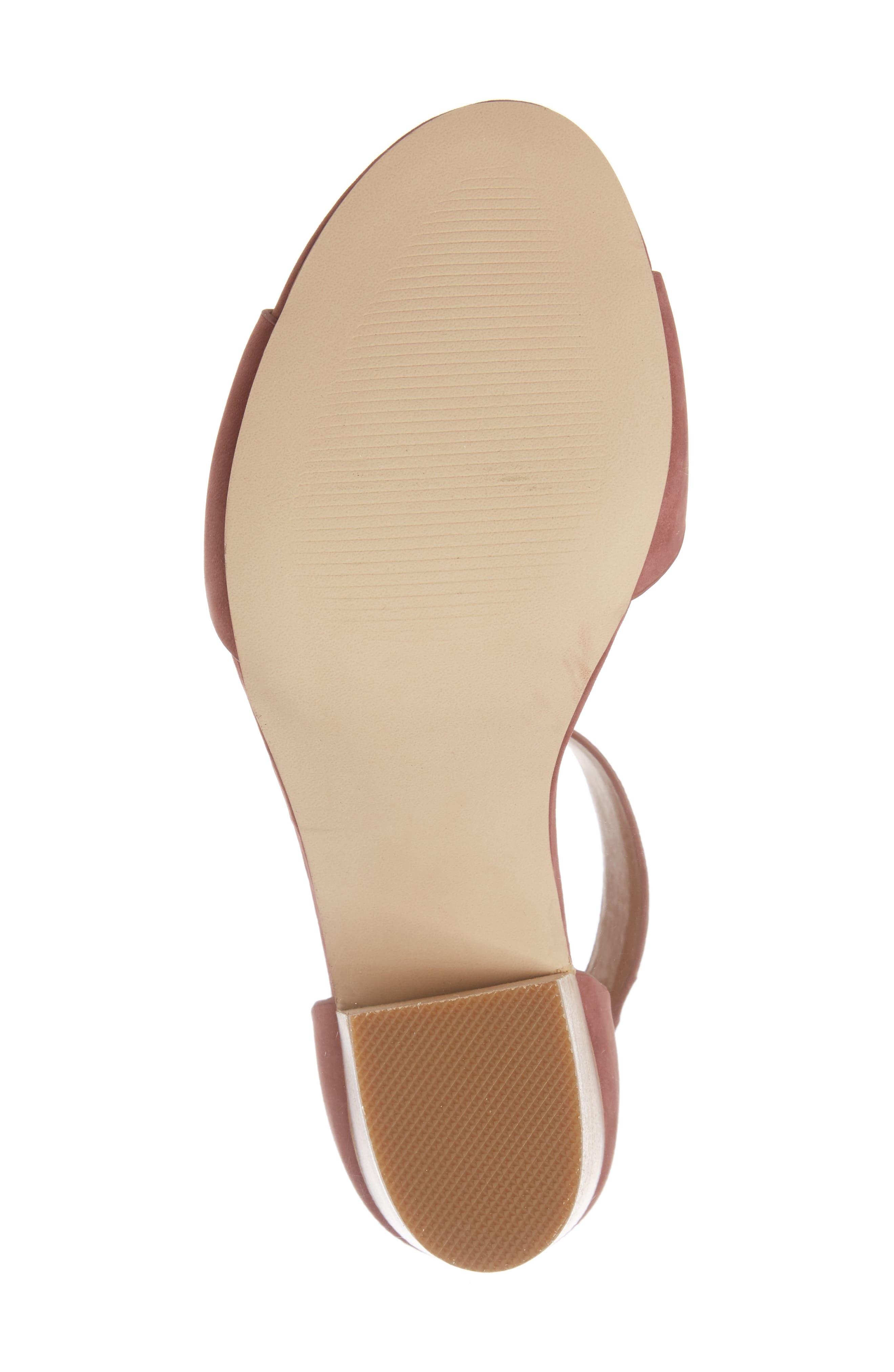 Alternate Image 6  - Steve Madden Gerard Block Heel Sandal (Women)