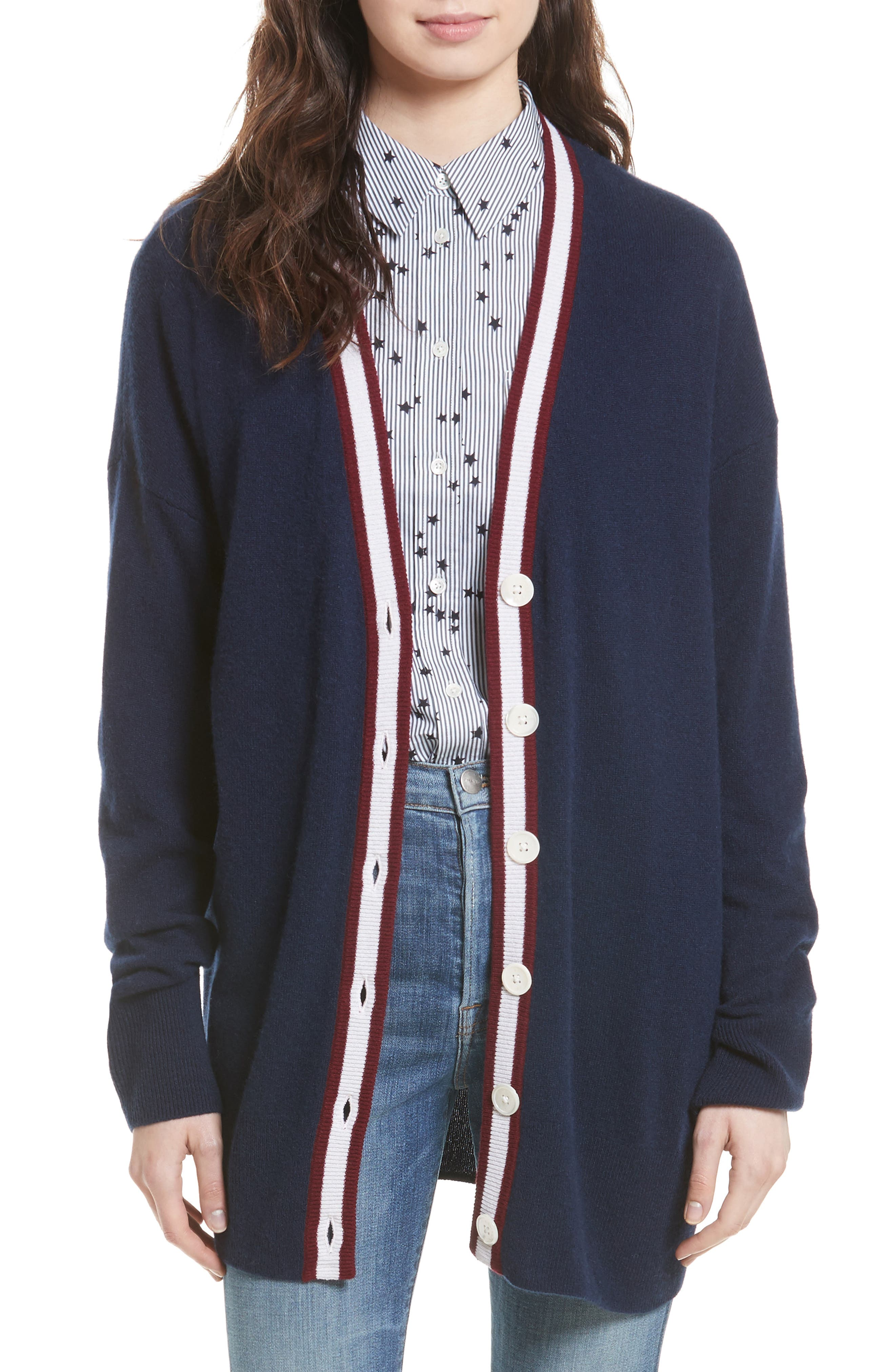 Equipment Gia Cashmere Cardigan