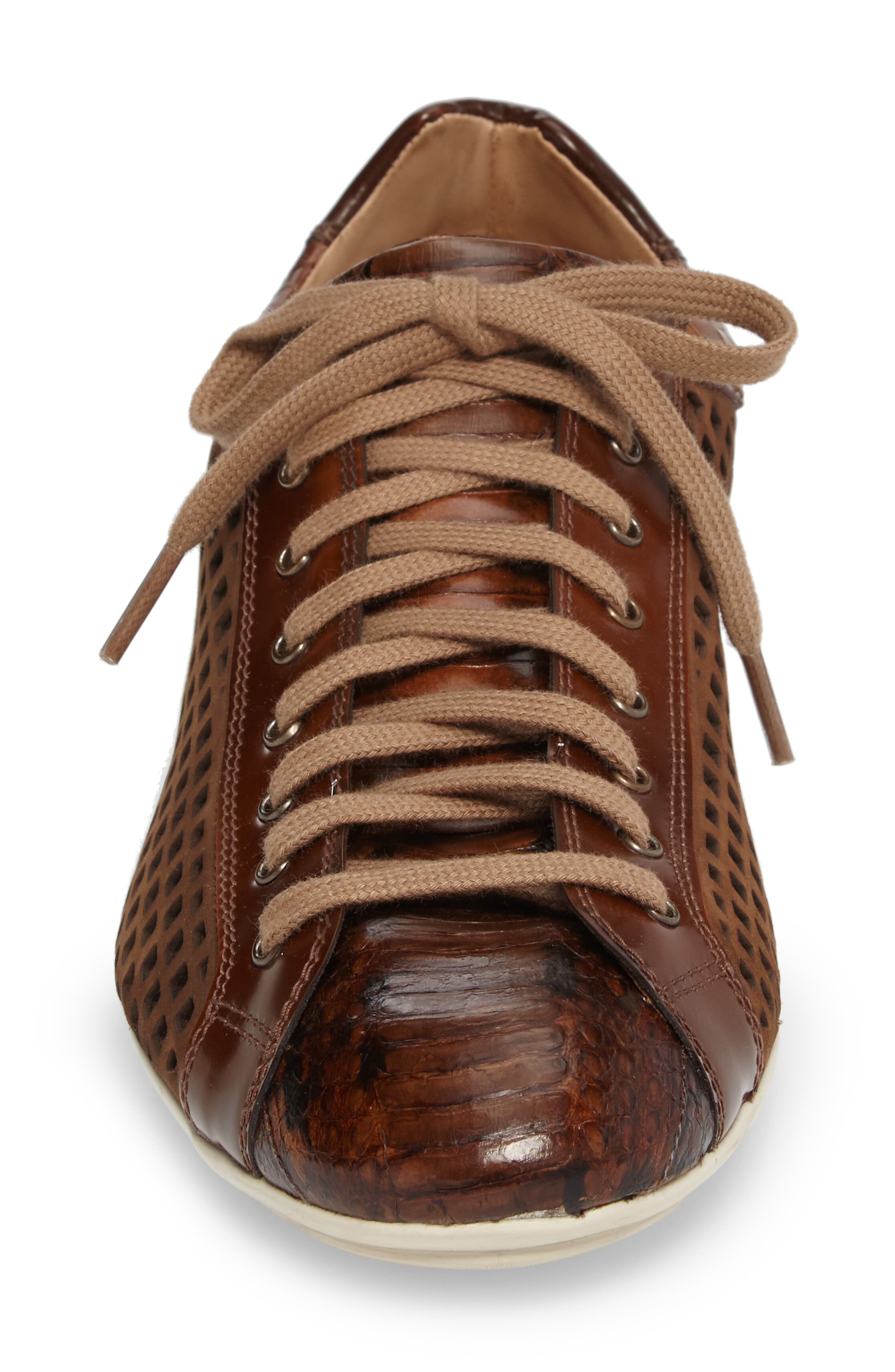 Alternate Image 4  - Mezlan Scharf Sneaker (Men)