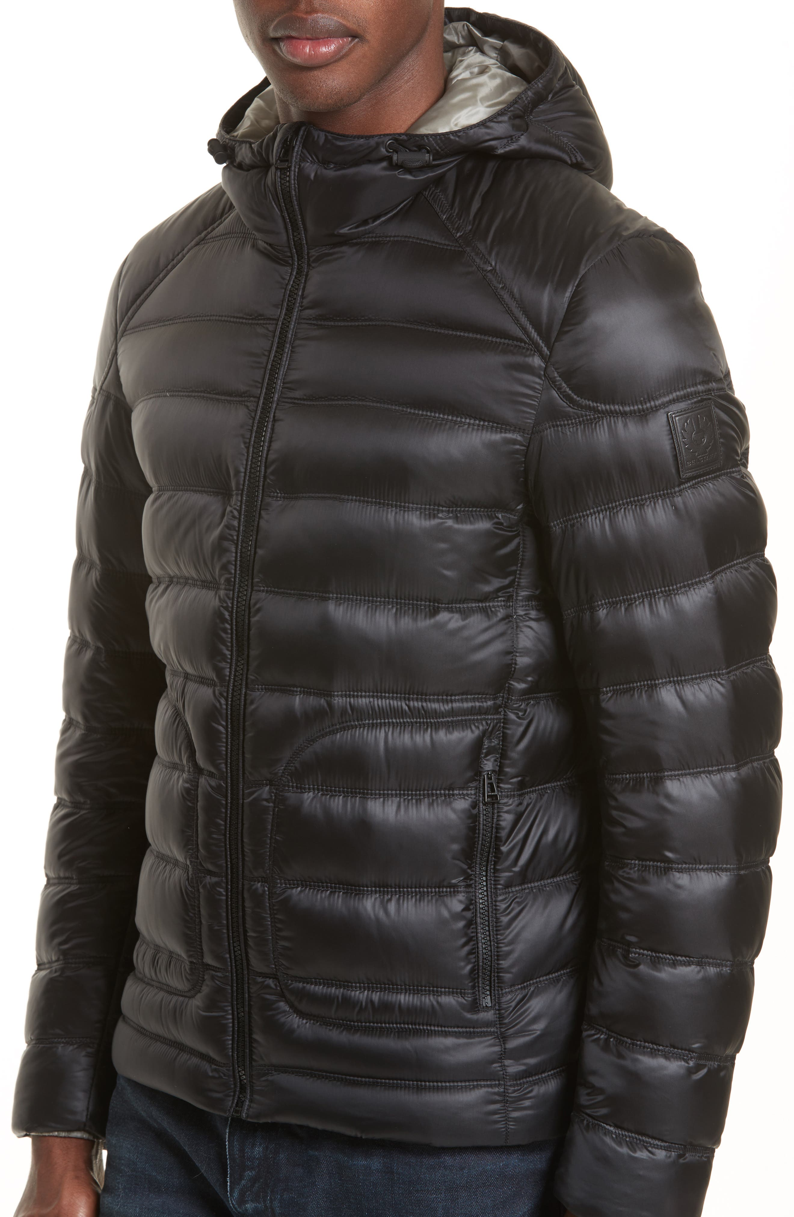 Alternate Image 4  - Belstaff Fullarton Hooded Down Jacket