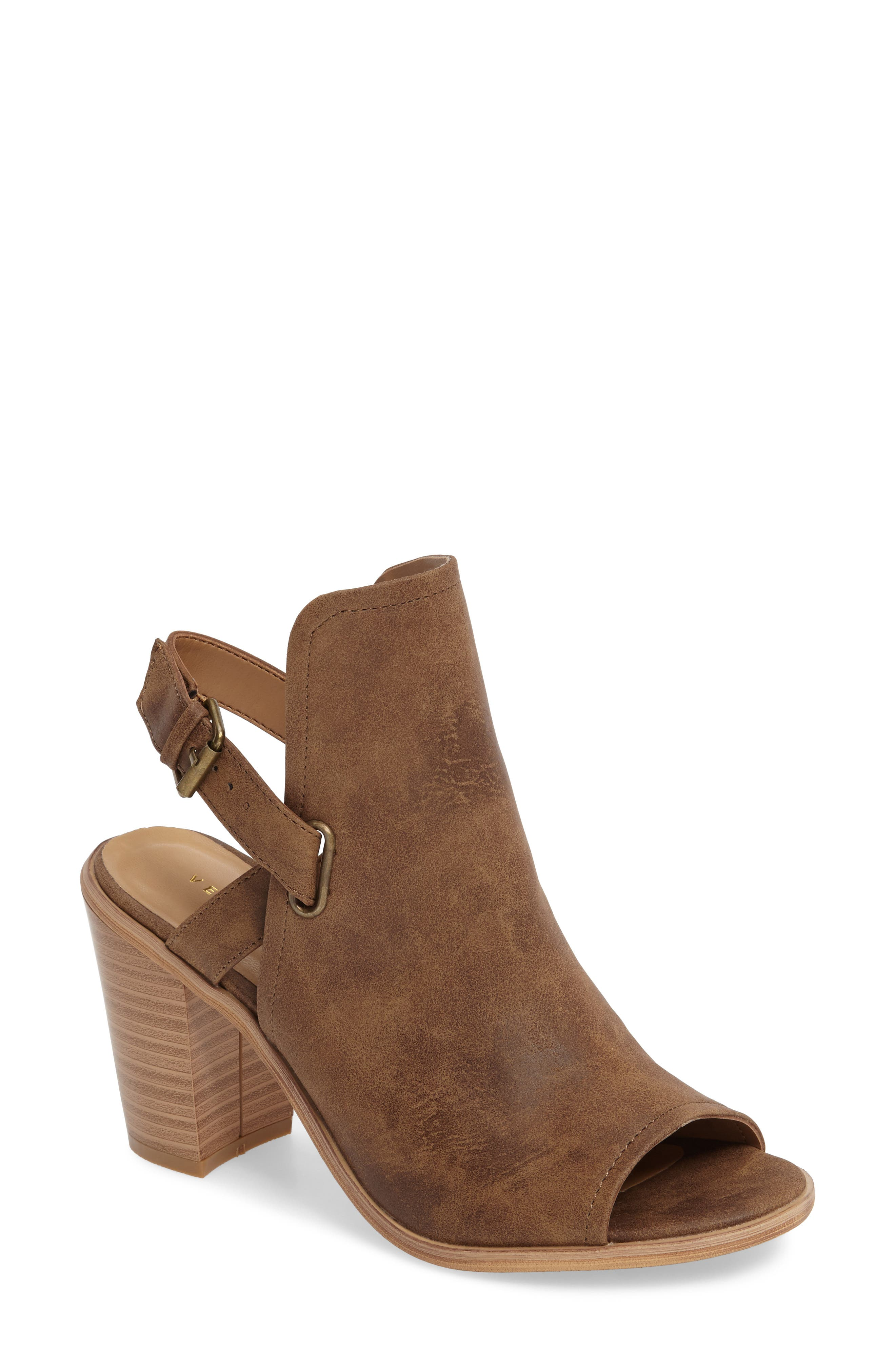 Bolten Sandal,                         Main,                         color, Taupe Faux Leather