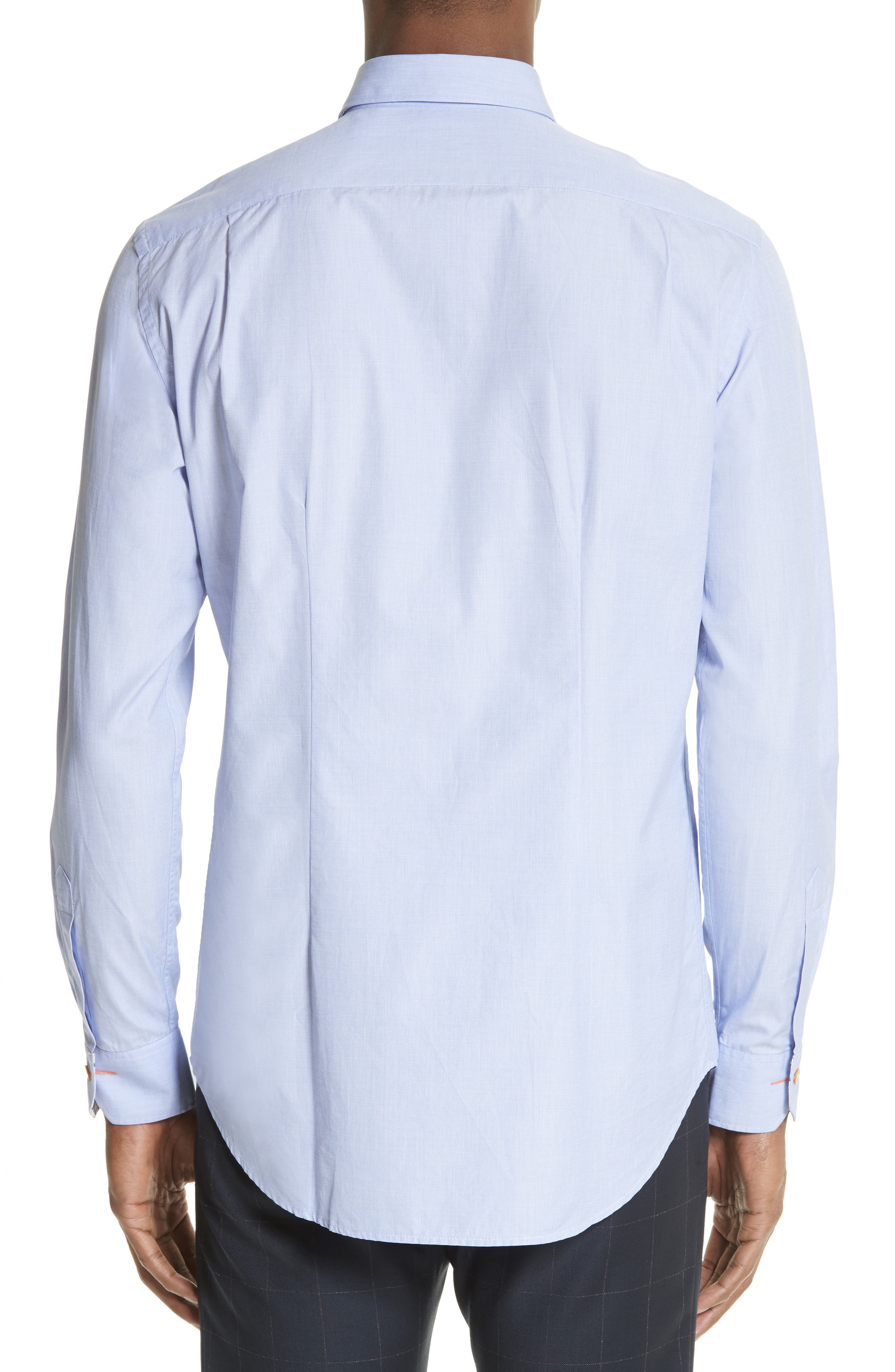 Alternate Image 2  - Paul Smith Charm Button Sport Shirt