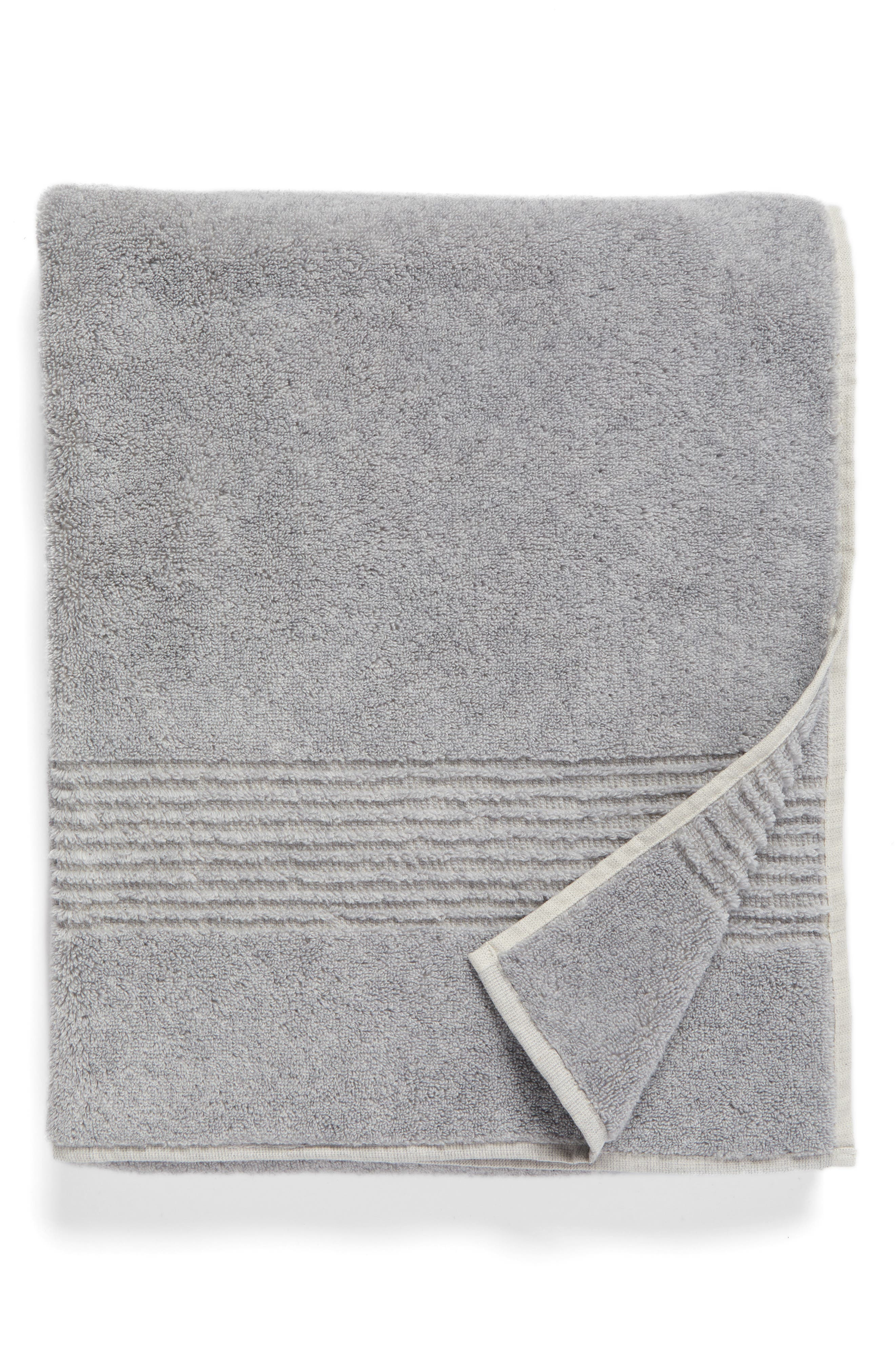 Nordstrom at Home Organic Hydrocotton Bath Towel (2 for $49)