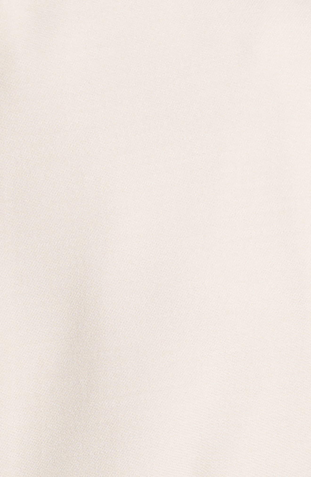 Alternate Image 3  - Alexander McQueen Silk Asymmetrical Dress